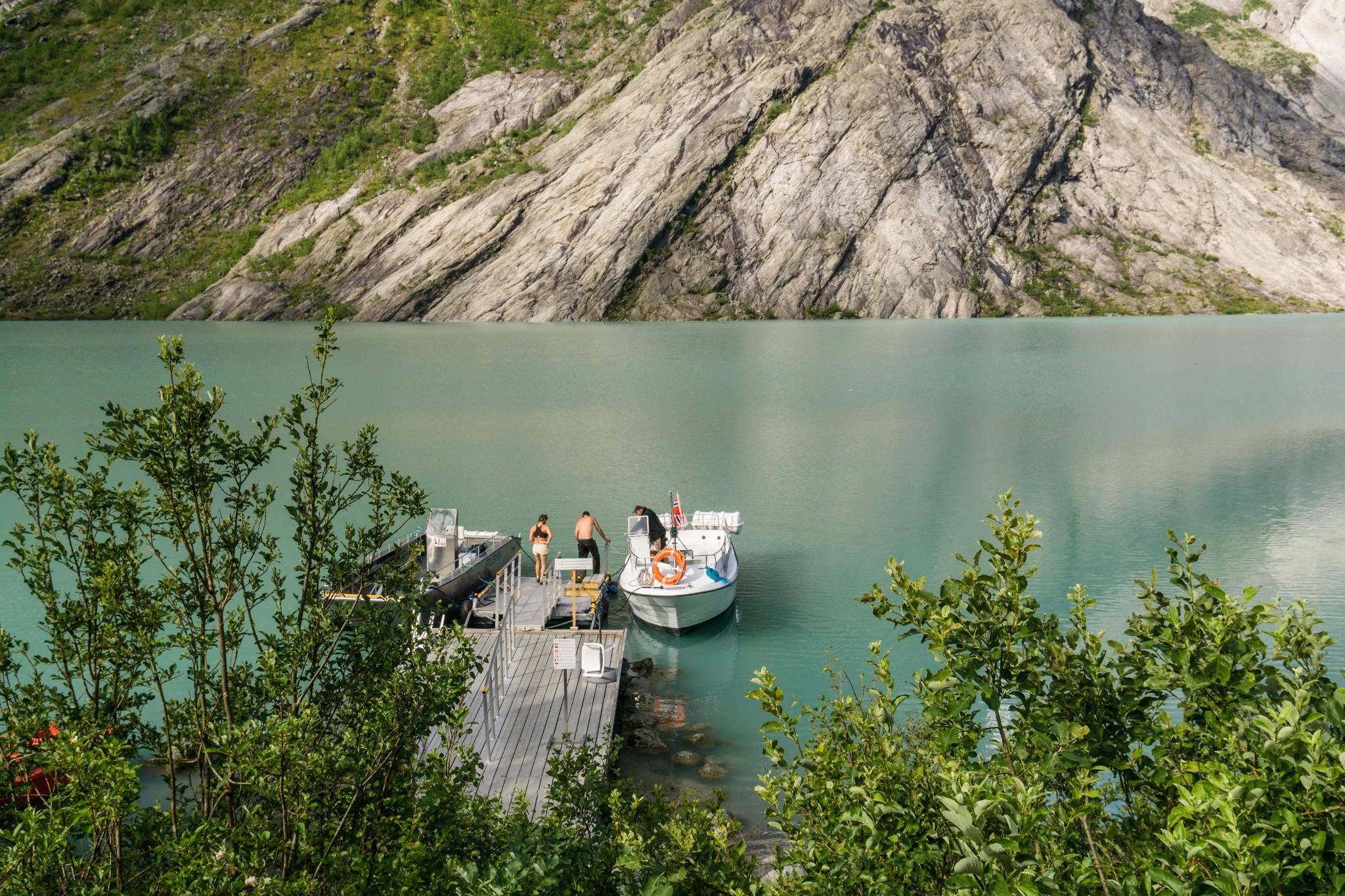 【北歐景點】冒險挪威!峽灣區最刺激的冰河健行 - Nigardsbreen Long Blue Ice Hike 10