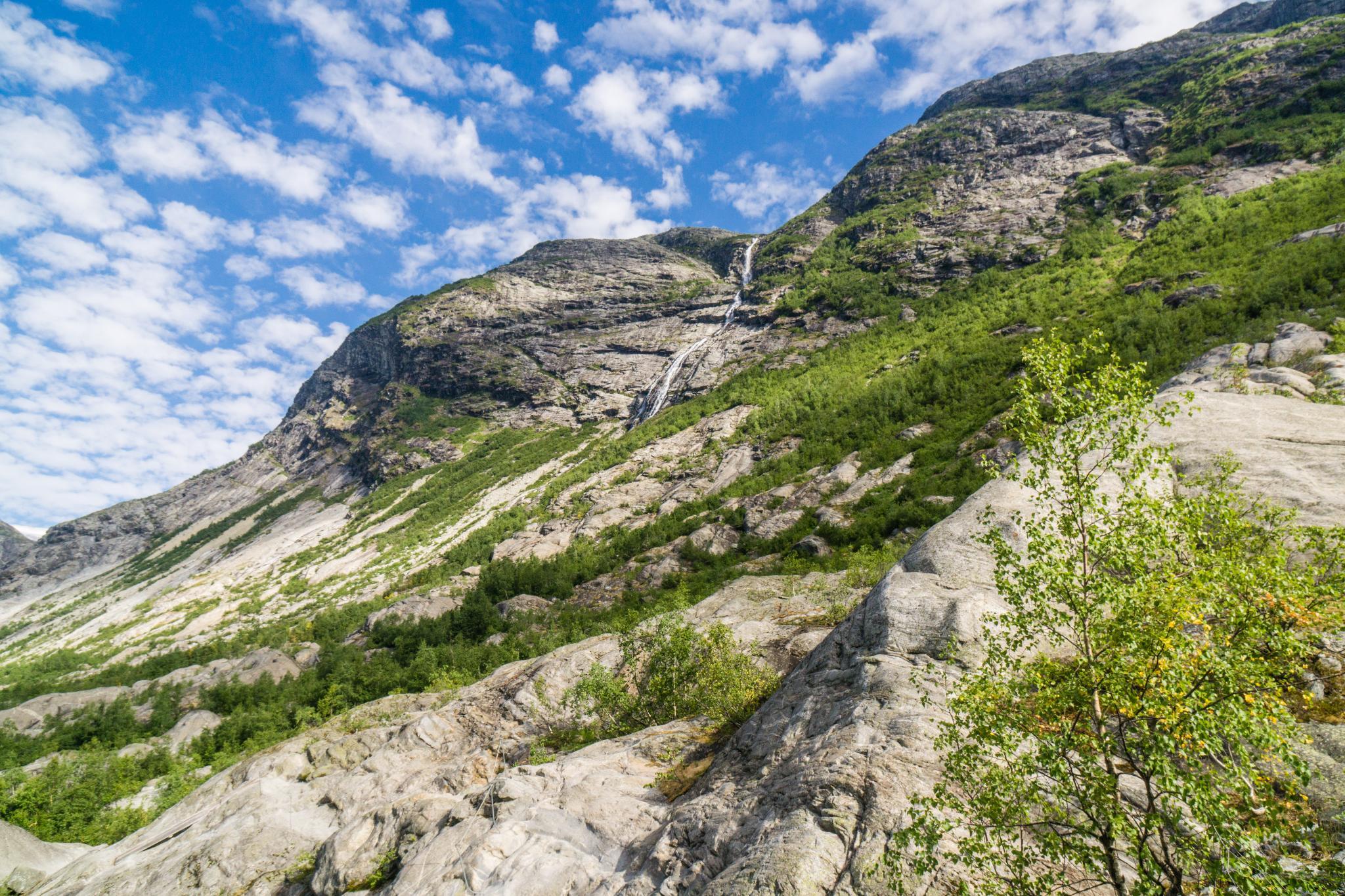 【北歐景點】冒險挪威!峽灣區最刺激的冰河健行 - Nigardsbreen Long Blue Ice Hike 14