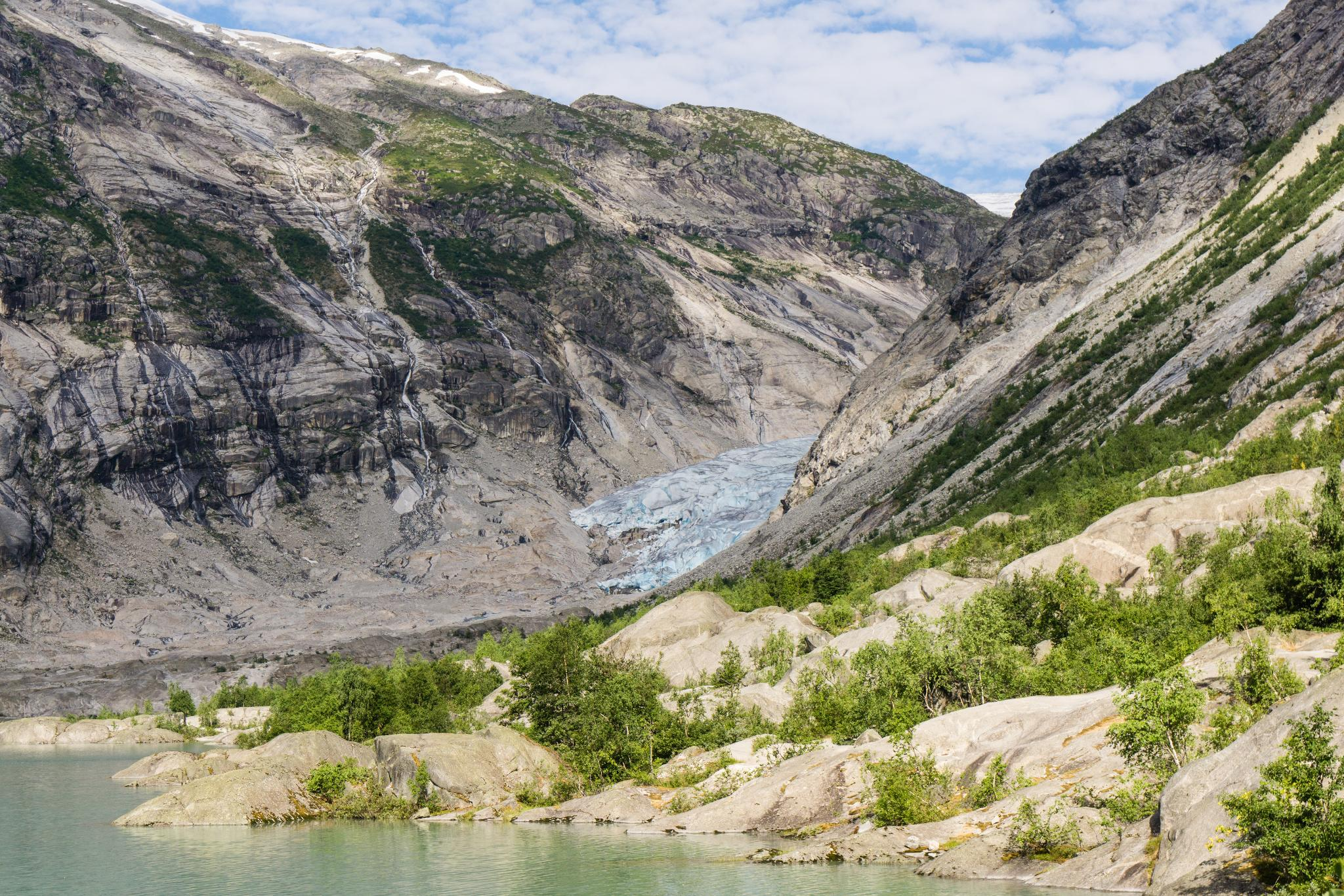 【北歐景點】冒險挪威!峽灣區最刺激的冰河健行 - Nigardsbreen Long Blue Ice Hike 7