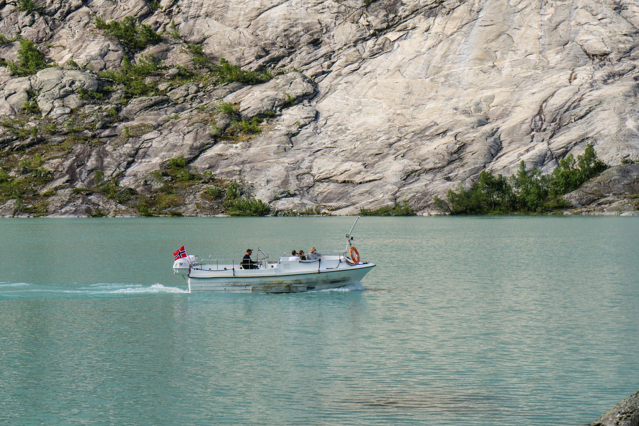 【北歐景點】冒險挪威!峽灣區最刺激的冰河健行 - Nigardsbreen Long Blue Ice Hike 11