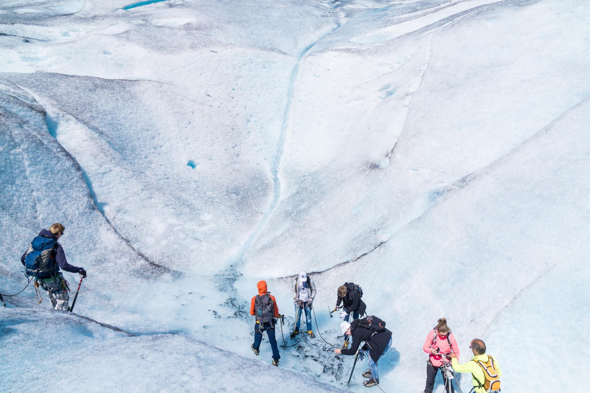 【北歐景點】冒險挪威!峽灣區最刺激的冰河健行 - Nigardsbreen Long Blue Ice Hike 43
