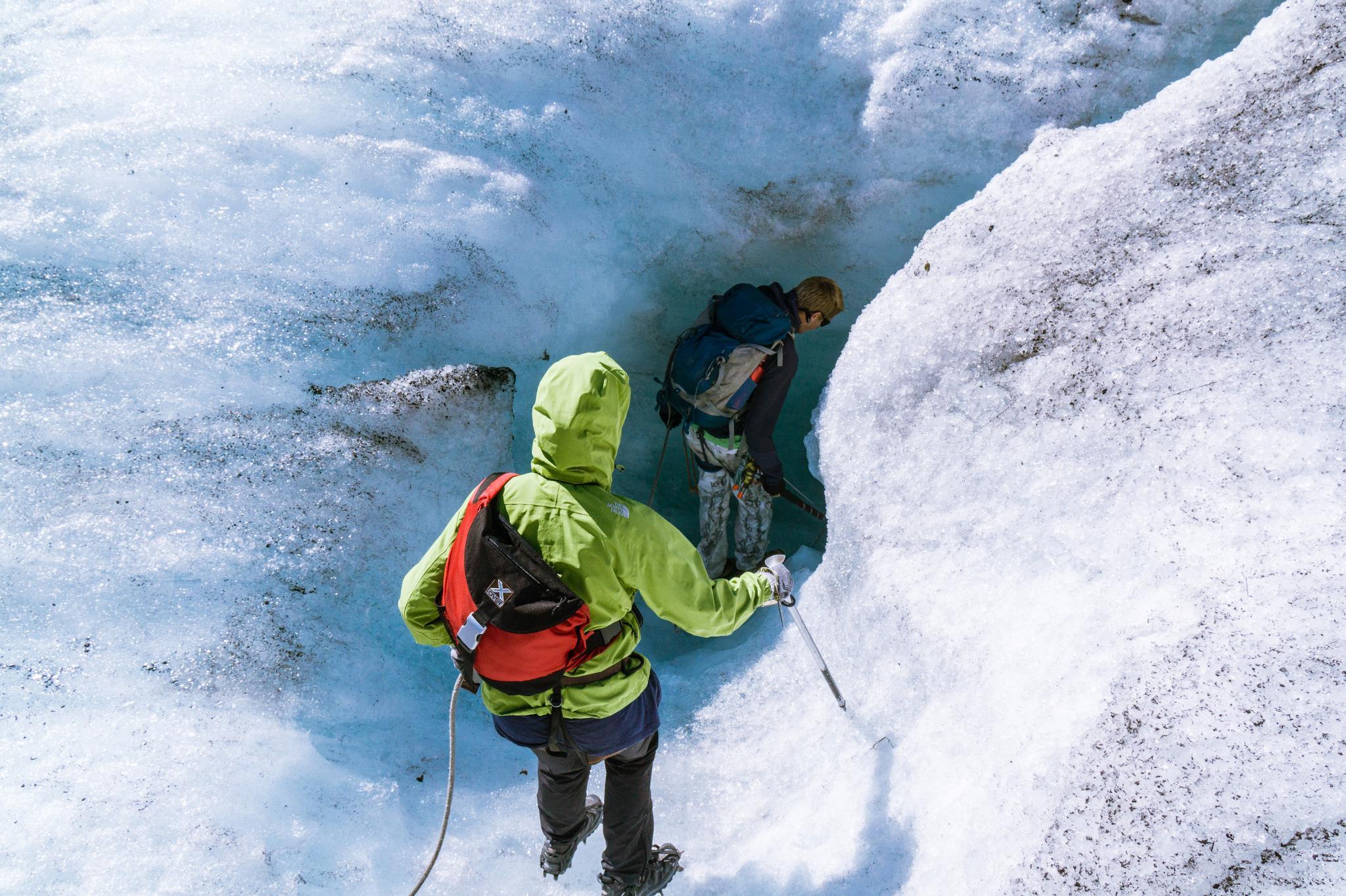 【北歐景點】冒險挪威!峽灣區最刺激的冰河健行 - Nigardsbreen Long Blue Ice Hike 56