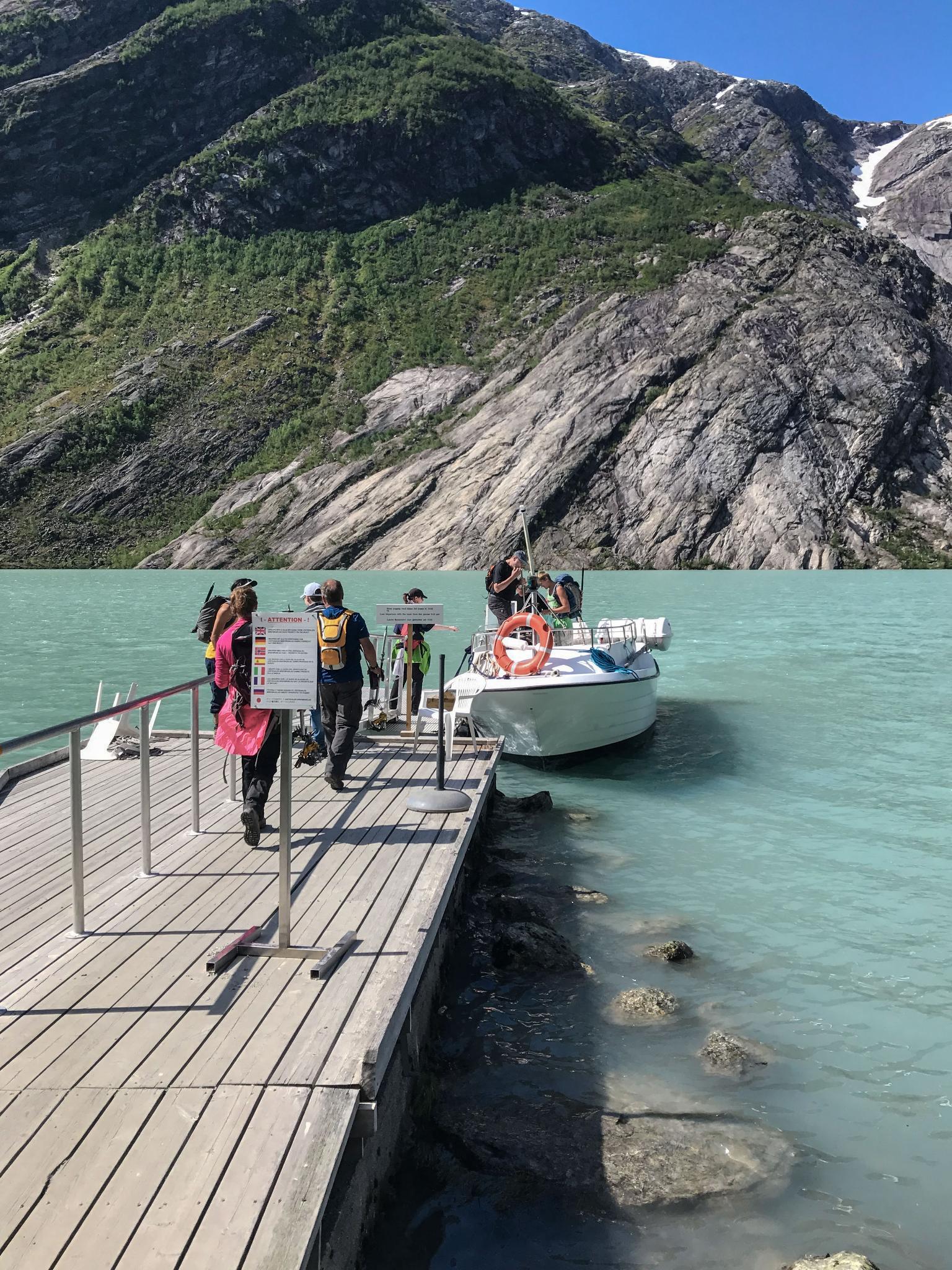 【北歐景點】冒險挪威!峽灣區最刺激的冰河健行 - Nigardsbreen Long Blue Ice Hike 9