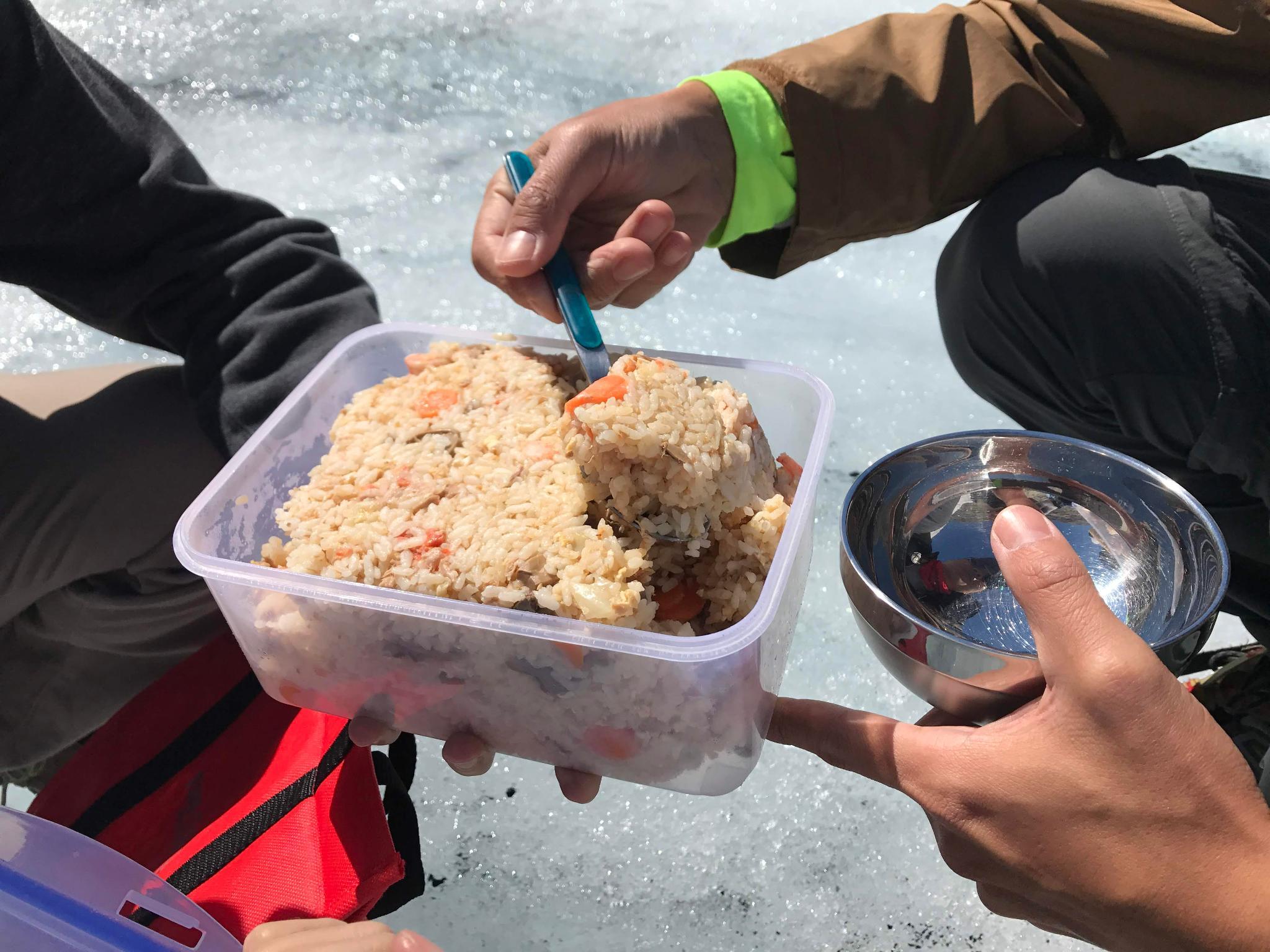 【北歐景點】冒險挪威!峽灣區最刺激的冰河健行 - Nigardsbreen Long Blue Ice Hike 51