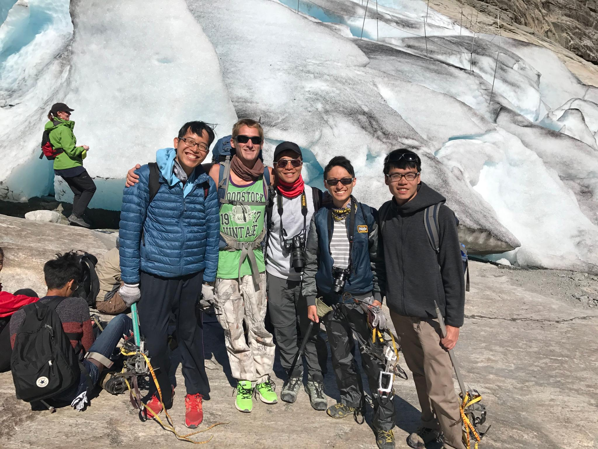 【北歐景點】冒險挪威!峽灣區最刺激的冰河健行 - Nigardsbreen Long Blue Ice Hike 66