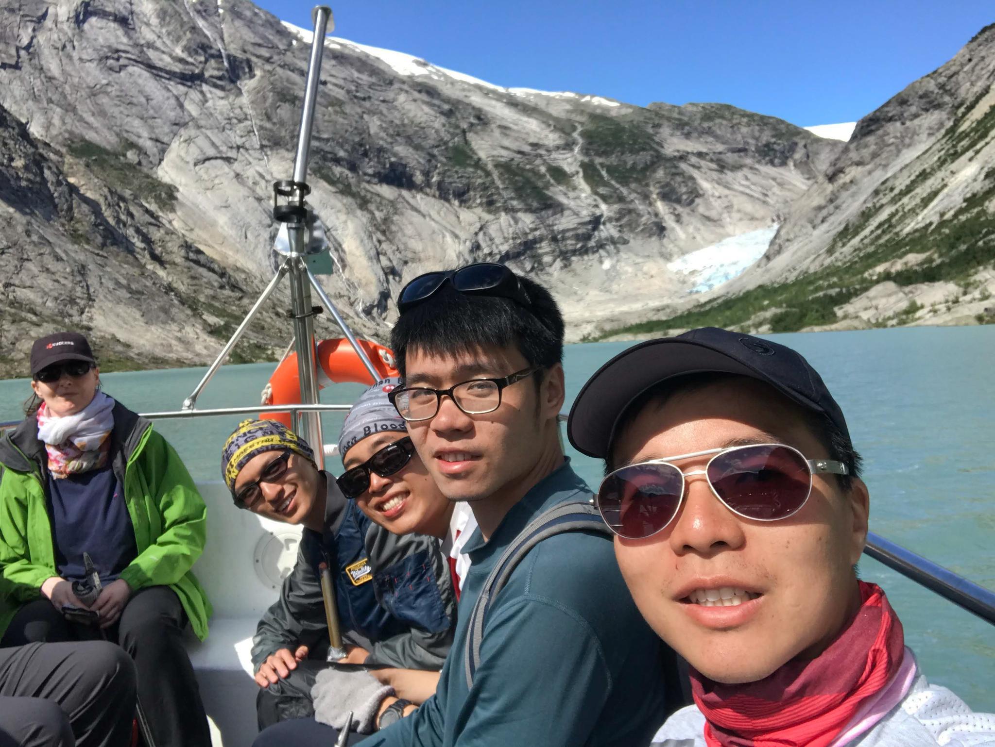 【北歐景點】冒險挪威!峽灣區最刺激的冰河健行 - Nigardsbreen Long Blue Ice Hike 23