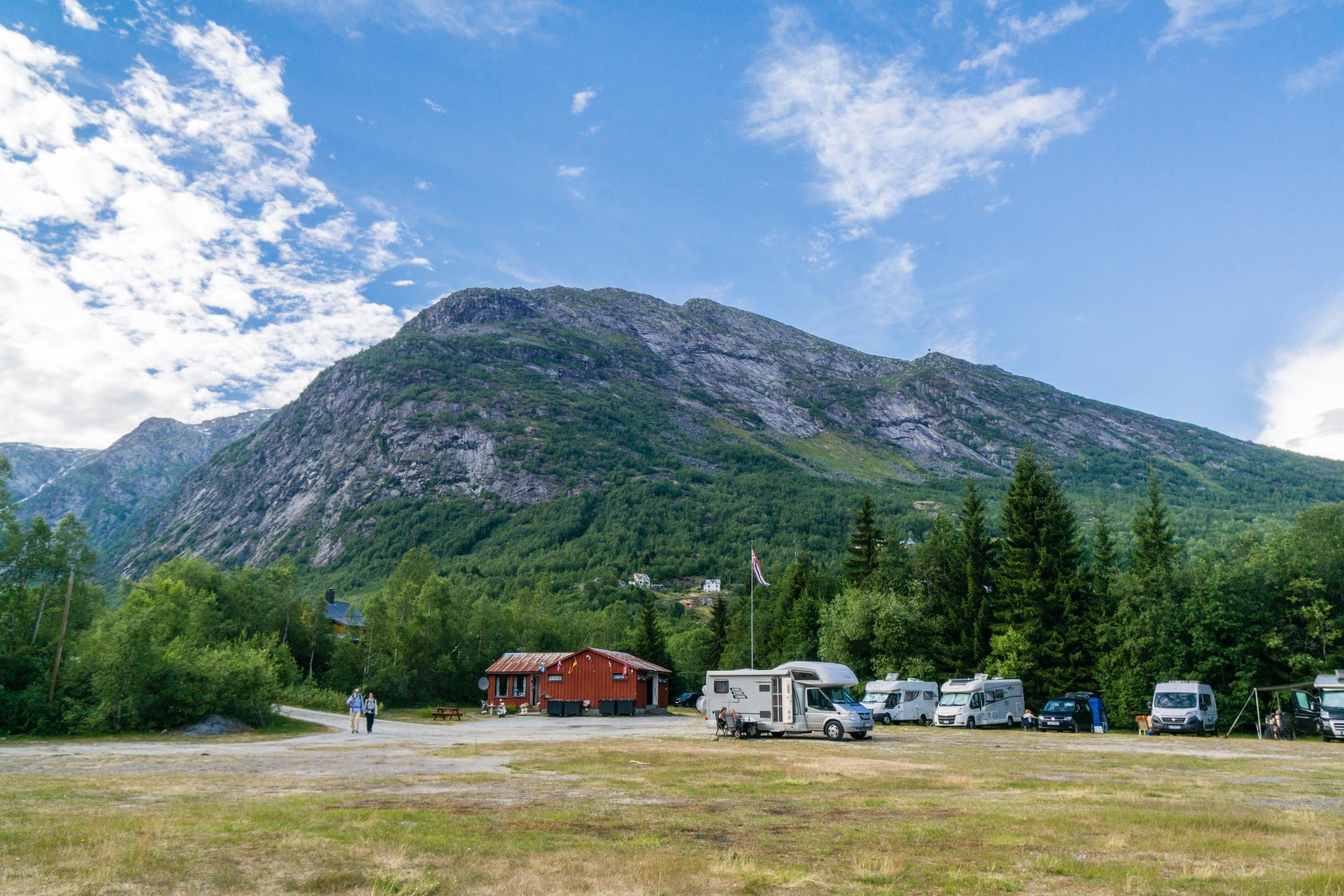【北歐露營】挪威冰河健行露營地 - Nigardsbreen Camping 4