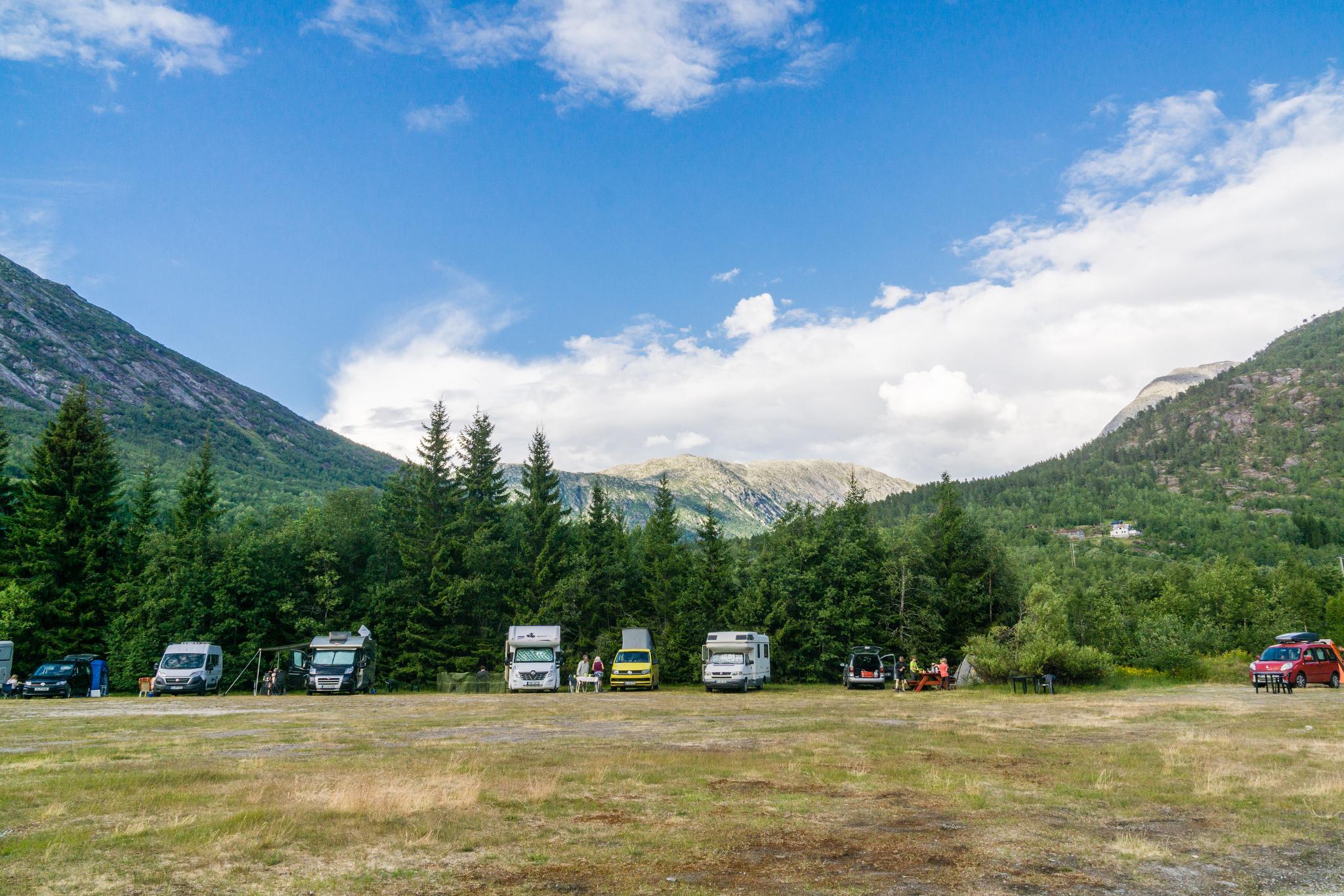 【北歐露營】挪威冰河健行露營地 - Nigardsbreen Camping 5