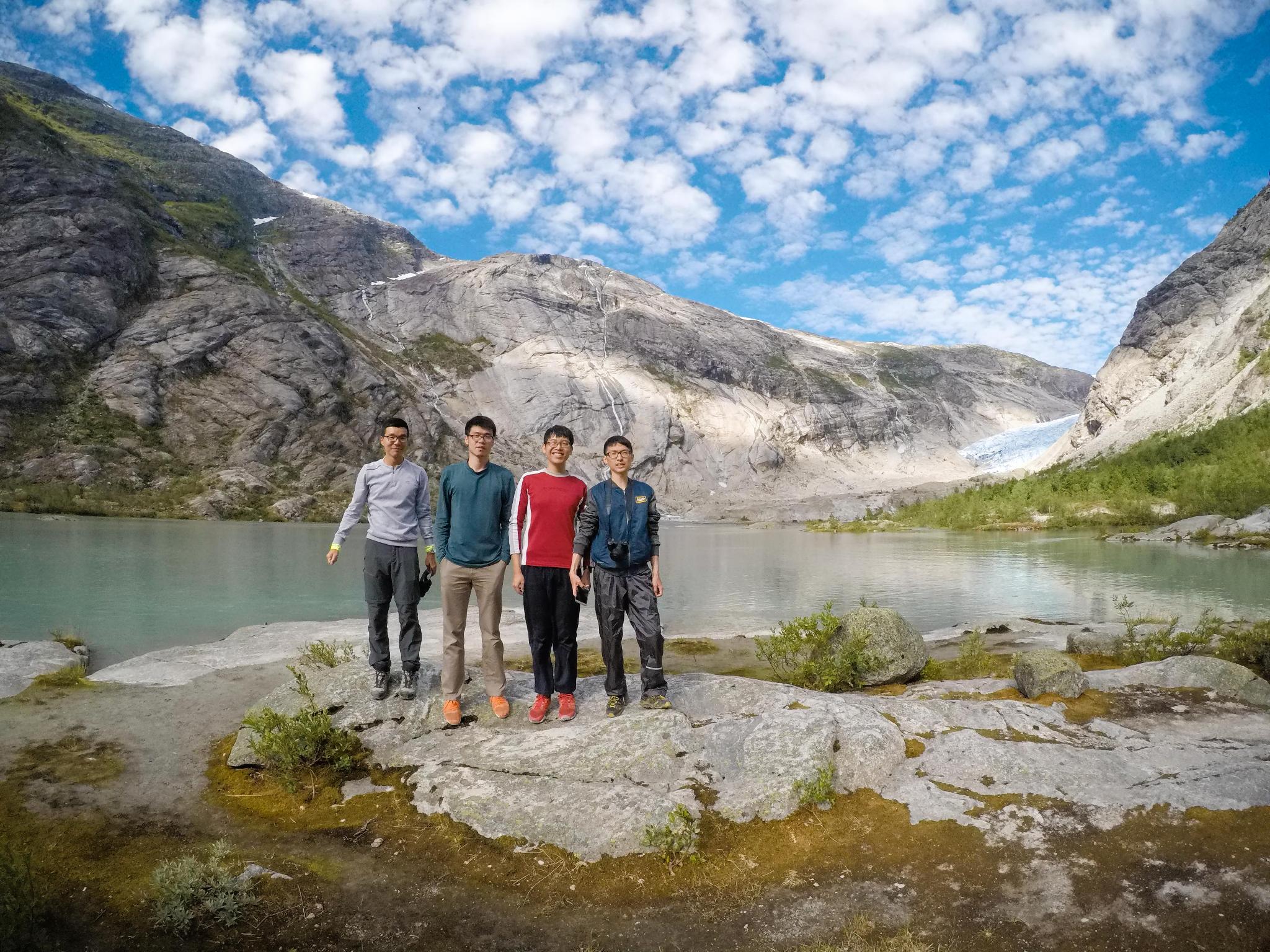 【北歐露營】挪威冰河健行露營地 - Nigardsbreen Camping 10
