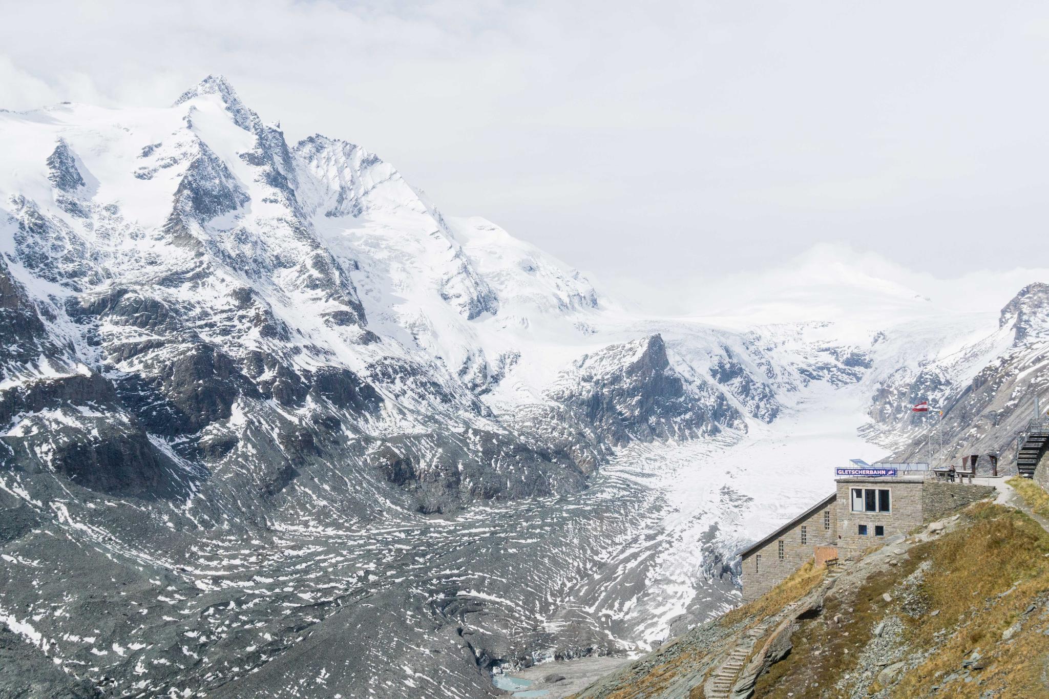 【奧地利】穿越阿爾卑斯之巔 — 奧地利大鐘山冰河公路 (Grossglockner High Alpine Road)