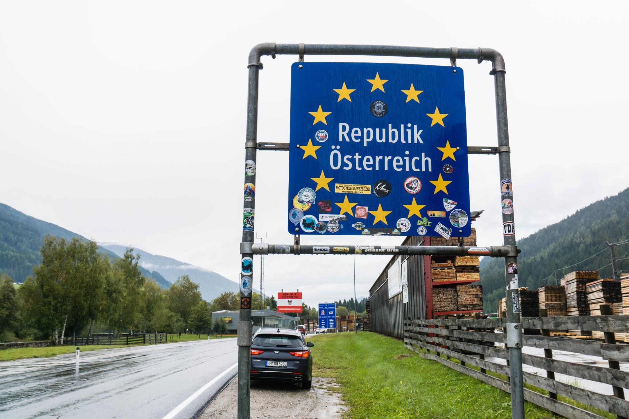 【奧地利】穿越阿爾卑斯之巔 — 奧地利大鐘山冰河公路 (Grossglockner High Alpine Road) 4
