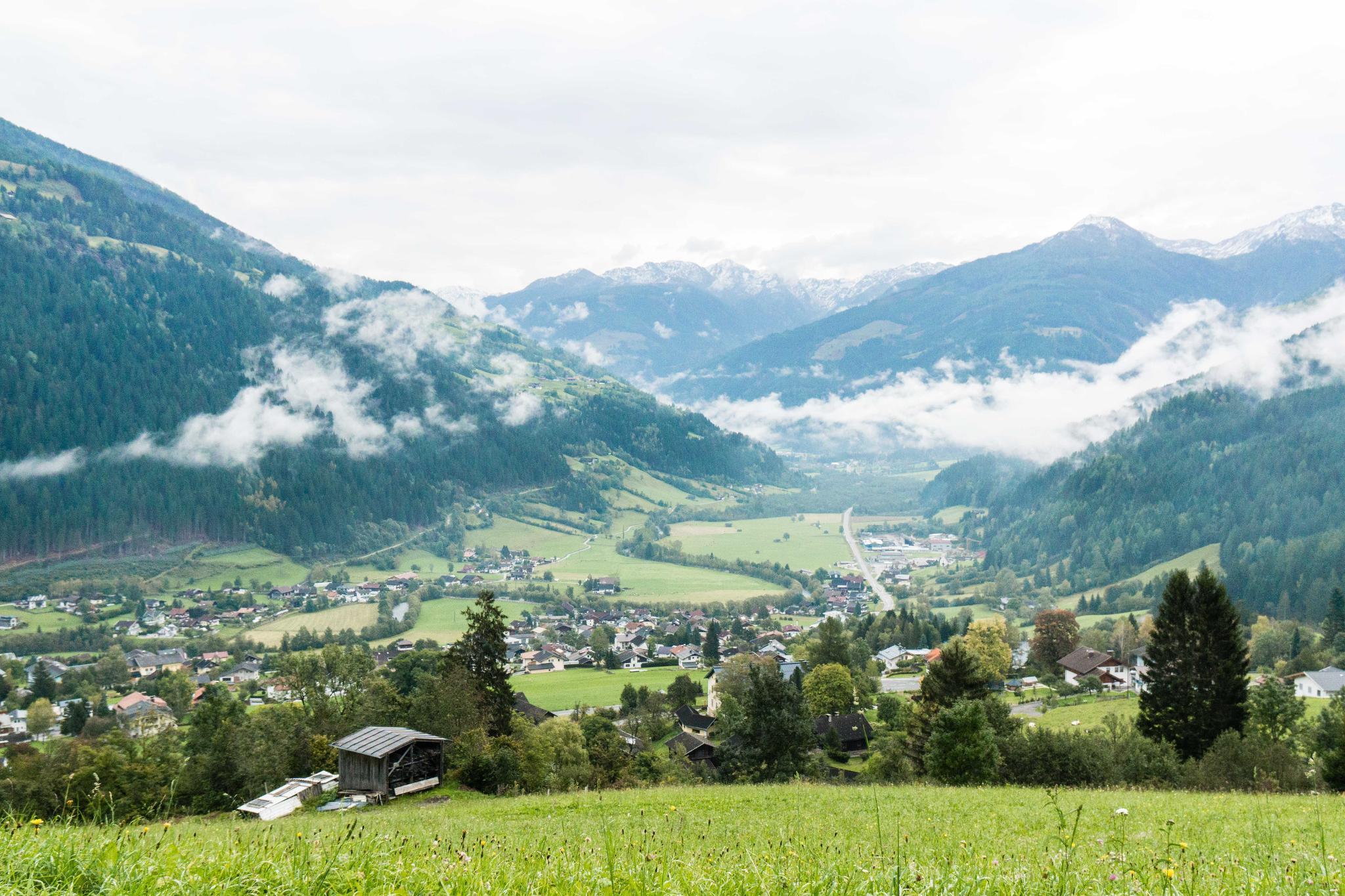 【奧地利】穿越阿爾卑斯之巔 — 奧地利大鐘山冰河公路 (Grossglockner High Alpine Road) 7