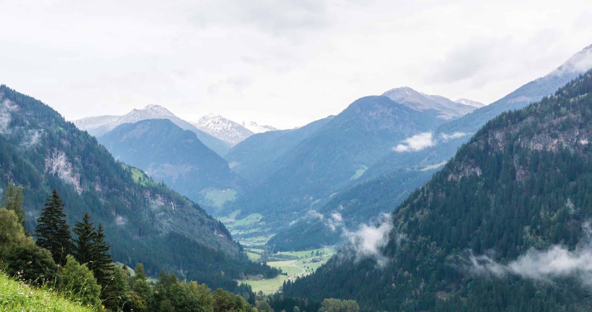 【奧地利】穿越阿爾卑斯之巔 — 奧地利大鐘山冰河公路 (Grossglockner High Alpine Road) 9