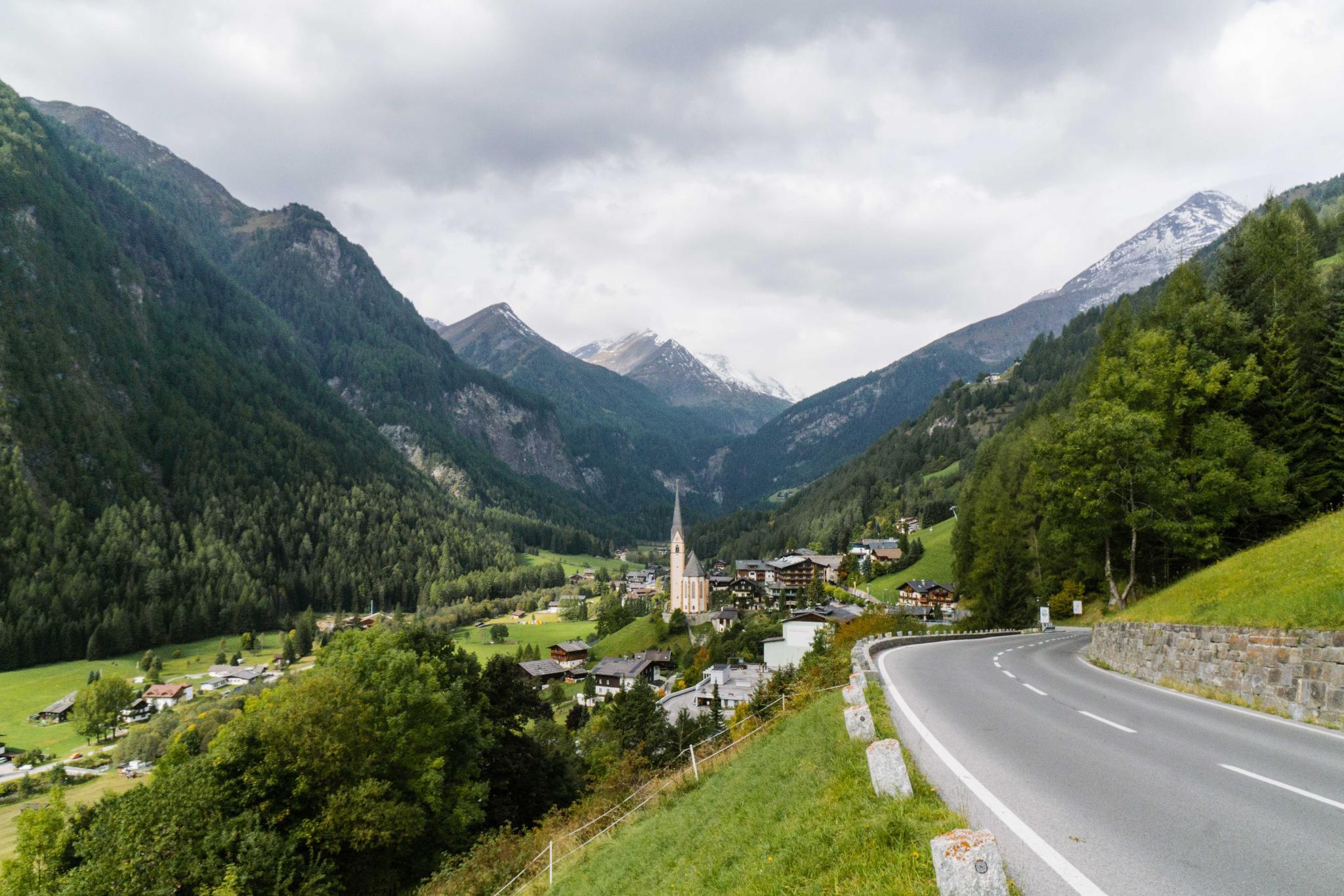 【奧地利】穿越阿爾卑斯之巔 — 奧地利大鐘山冰河公路 (Grossglockner High Alpine Road) 12