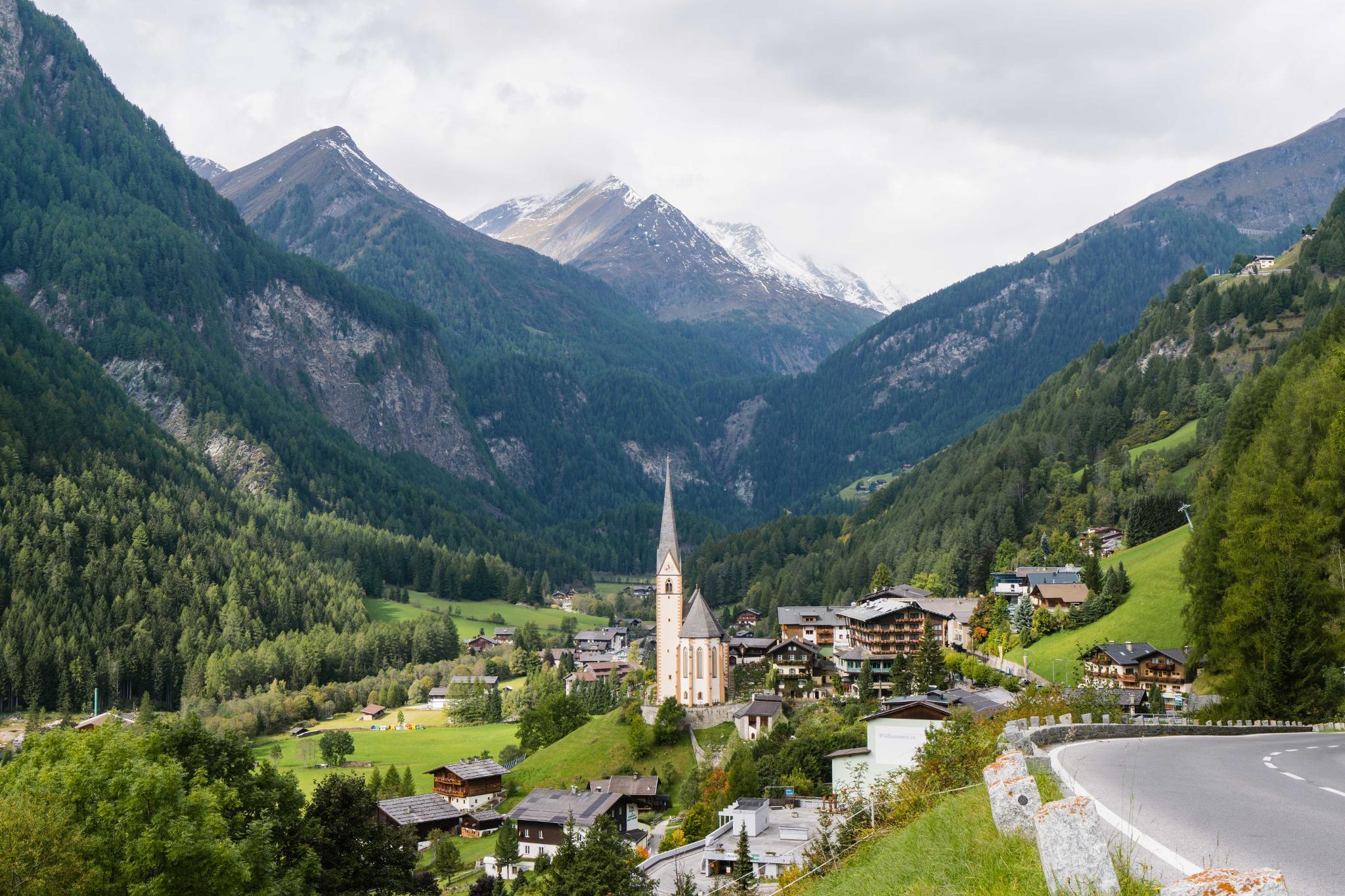 【奧地利】穿越阿爾卑斯之巔 — 奧地利大鐘山冰河公路 (Grossglockner High Alpine Road) 10