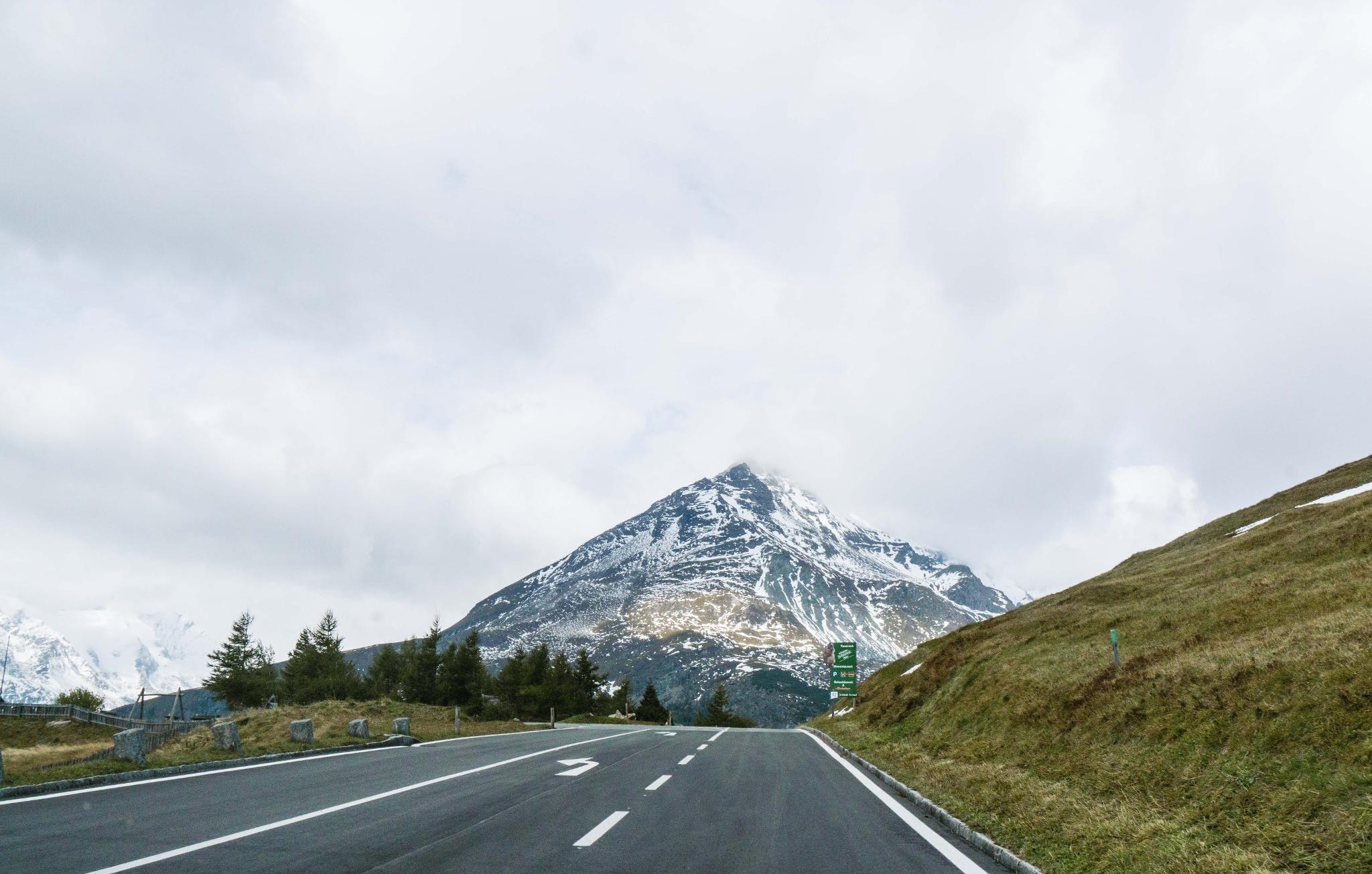 【奧地利】穿越阿爾卑斯之巔 — 奧地利大鐘山冰河公路 (Grossglockner High Alpine Road) 13