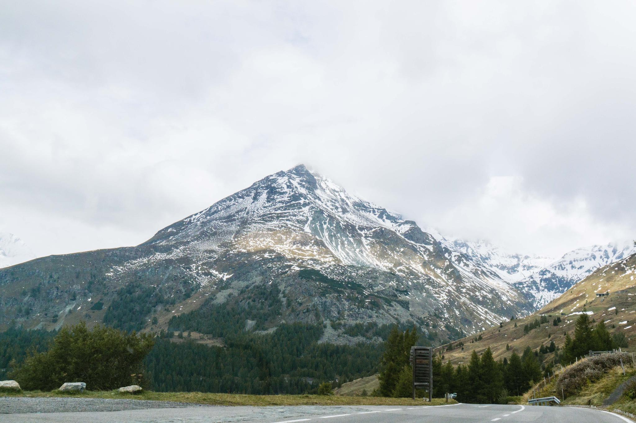【奧地利】穿越阿爾卑斯之巔 — 奧地利大鐘山冰河公路 (Grossglockner High Alpine Road) 15