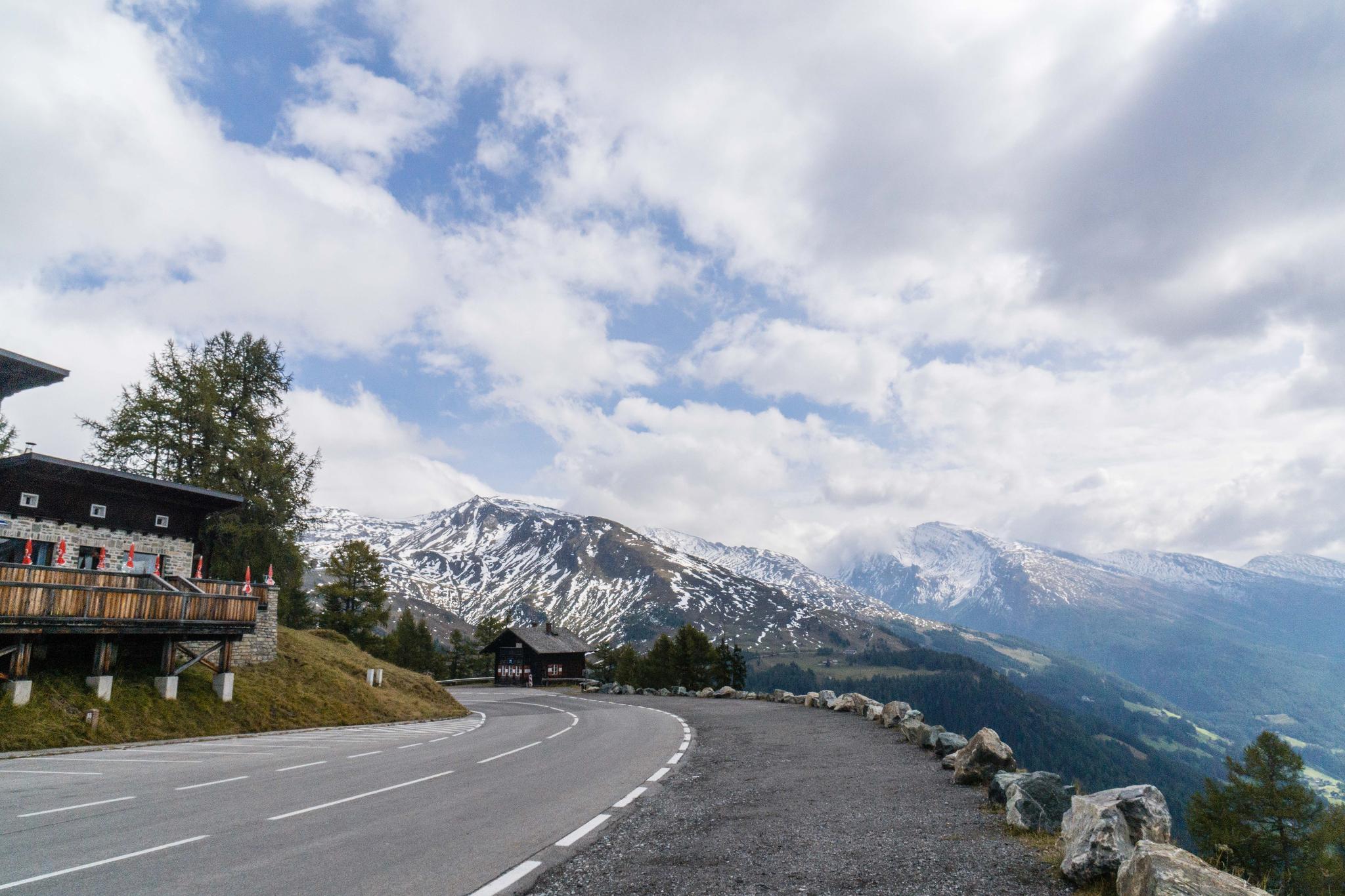【奧地利】穿越阿爾卑斯之巔 — 奧地利大鐘山冰河公路 (Grossglockner High Alpine Road) 16