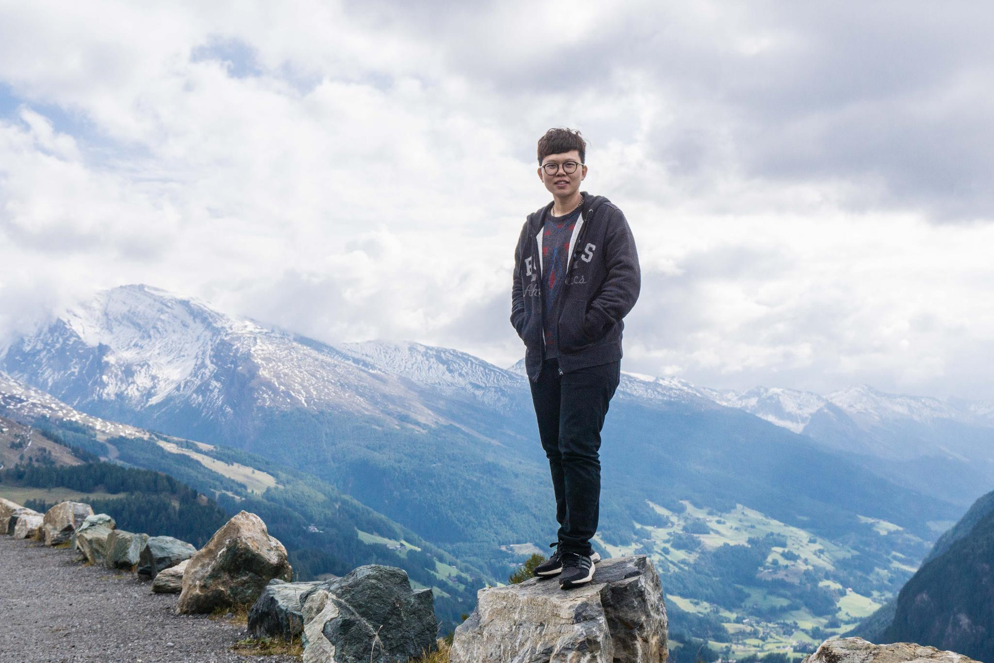 【奧地利】穿越阿爾卑斯之巔 — 奧地利大鐘山冰河公路 (Grossglockner High Alpine Road) 14
