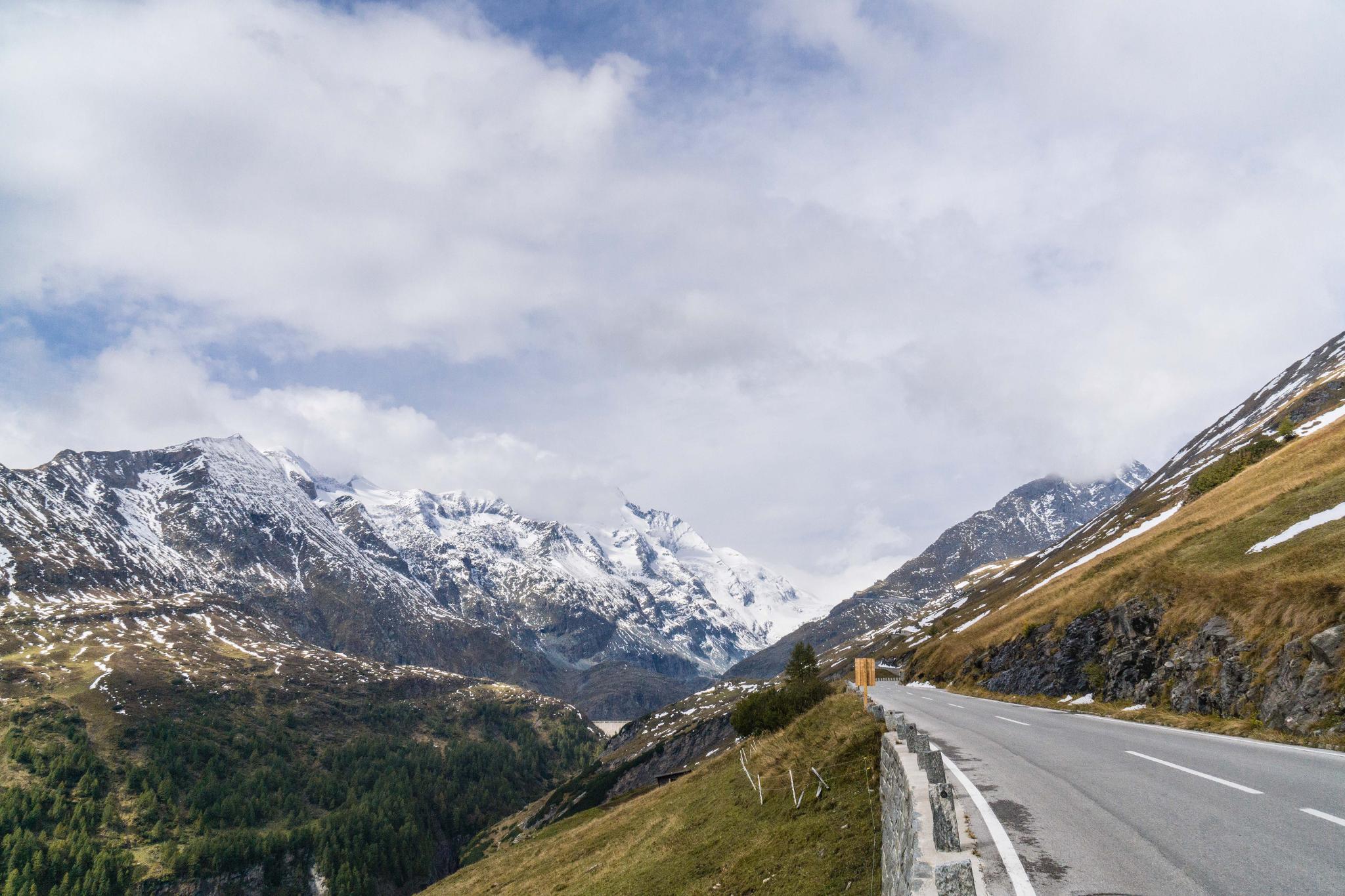 【奧地利】穿越阿爾卑斯之巔 — 奧地利大鐘山冰河公路 (Grossglockner High Alpine Road) 17
