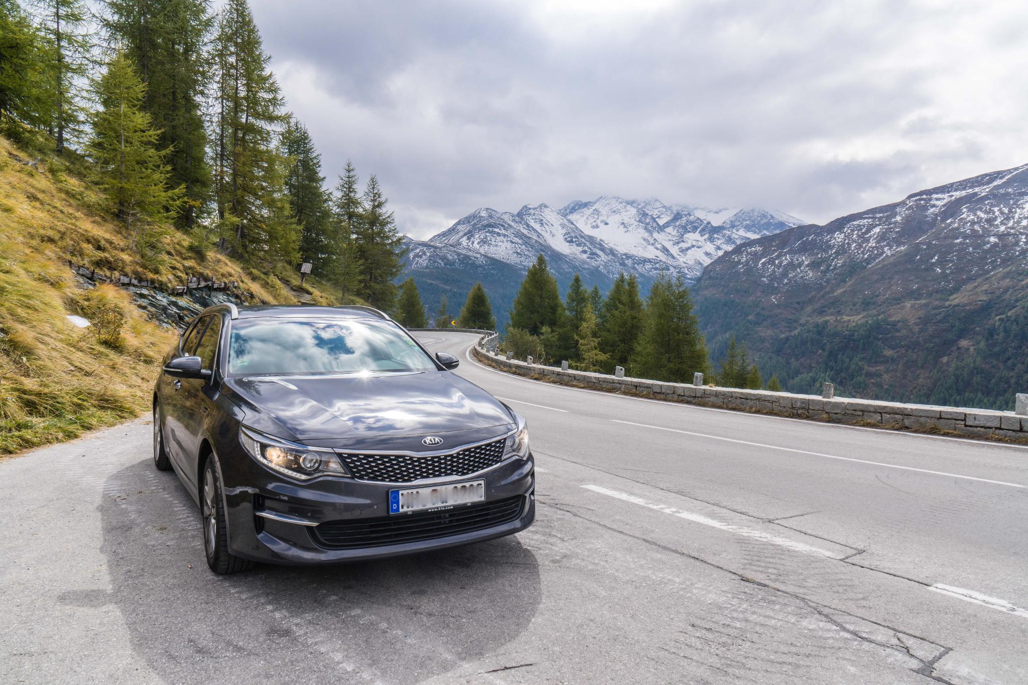 【奧地利】穿越阿爾卑斯之巔 — 奧地利大鐘山冰河公路 (Grossglockner High Alpine Road) 18