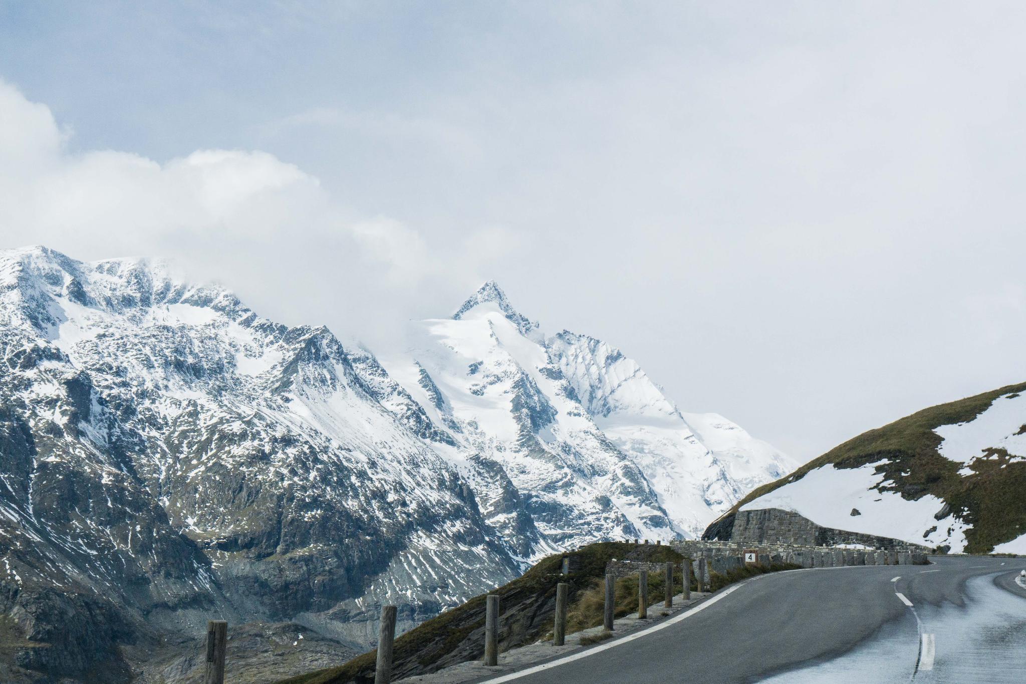 【奧地利】穿越阿爾卑斯之巔 — 奧地利大鐘山冰河公路 (Grossglockner High Alpine Road) 19