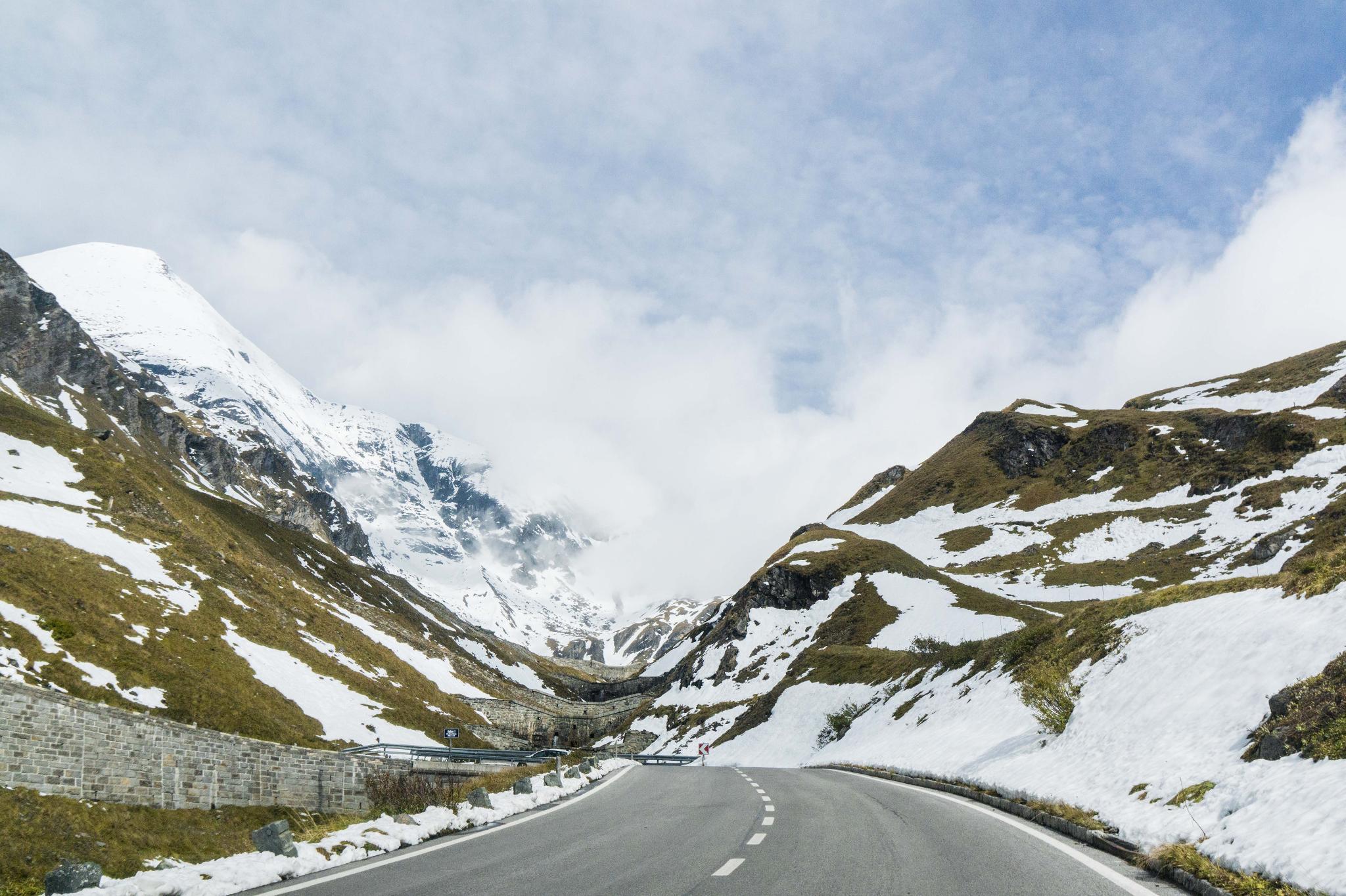 【奧地利】穿越阿爾卑斯之巔 — 奧地利大鐘山冰河公路 (Grossglockner High Alpine Road) 21