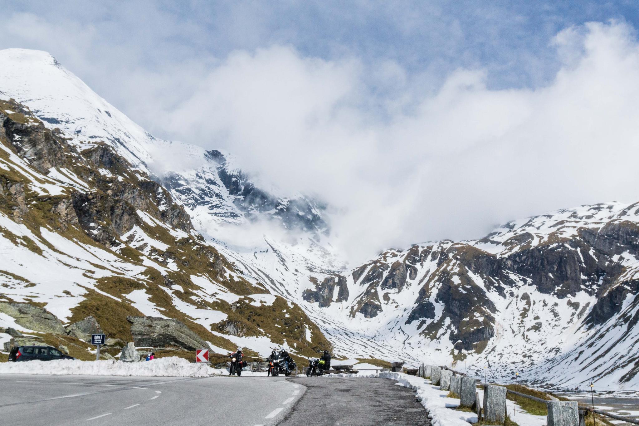 【奧地利】穿越阿爾卑斯之巔 — 奧地利大鐘山冰河公路 (Grossglockner High Alpine Road) 23
