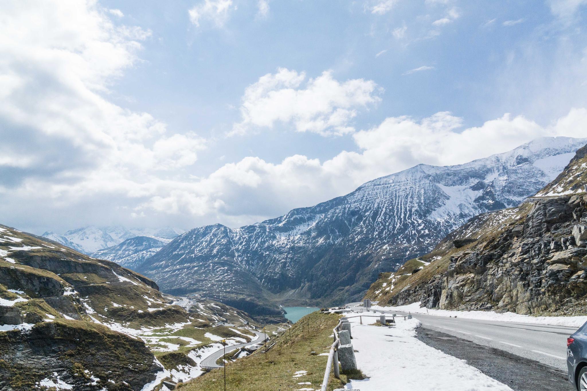 【奧地利】穿越阿爾卑斯之巔 — 奧地利大鐘山冰河公路 (Grossglockner High Alpine Road) 24