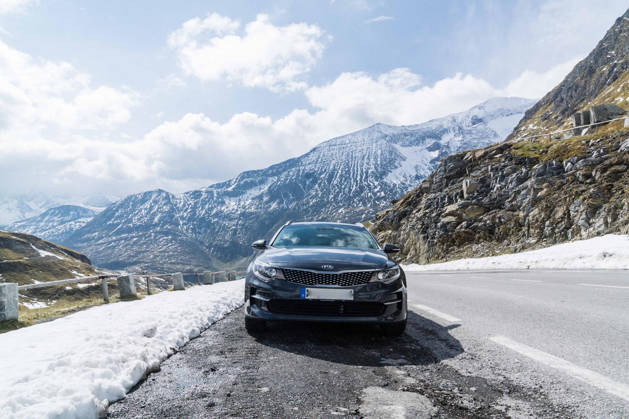 【奧地利】穿越阿爾卑斯之巔 — 奧地利大鐘山冰河公路 (Grossglockner High Alpine Road) 25