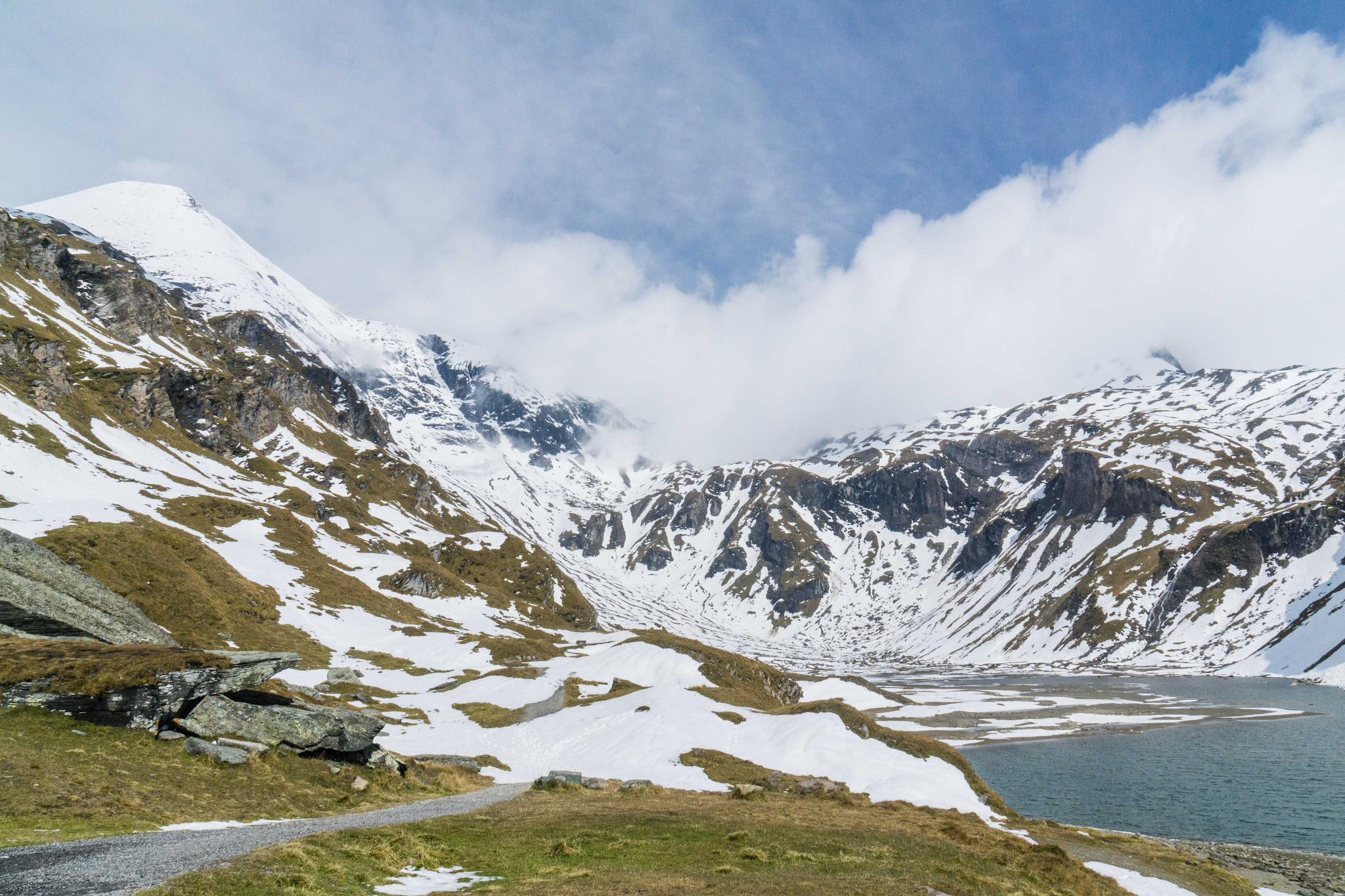 【奧地利】穿越阿爾卑斯之巔 — 奧地利大鐘山冰河公路 (Grossglockner High Alpine Road) 20