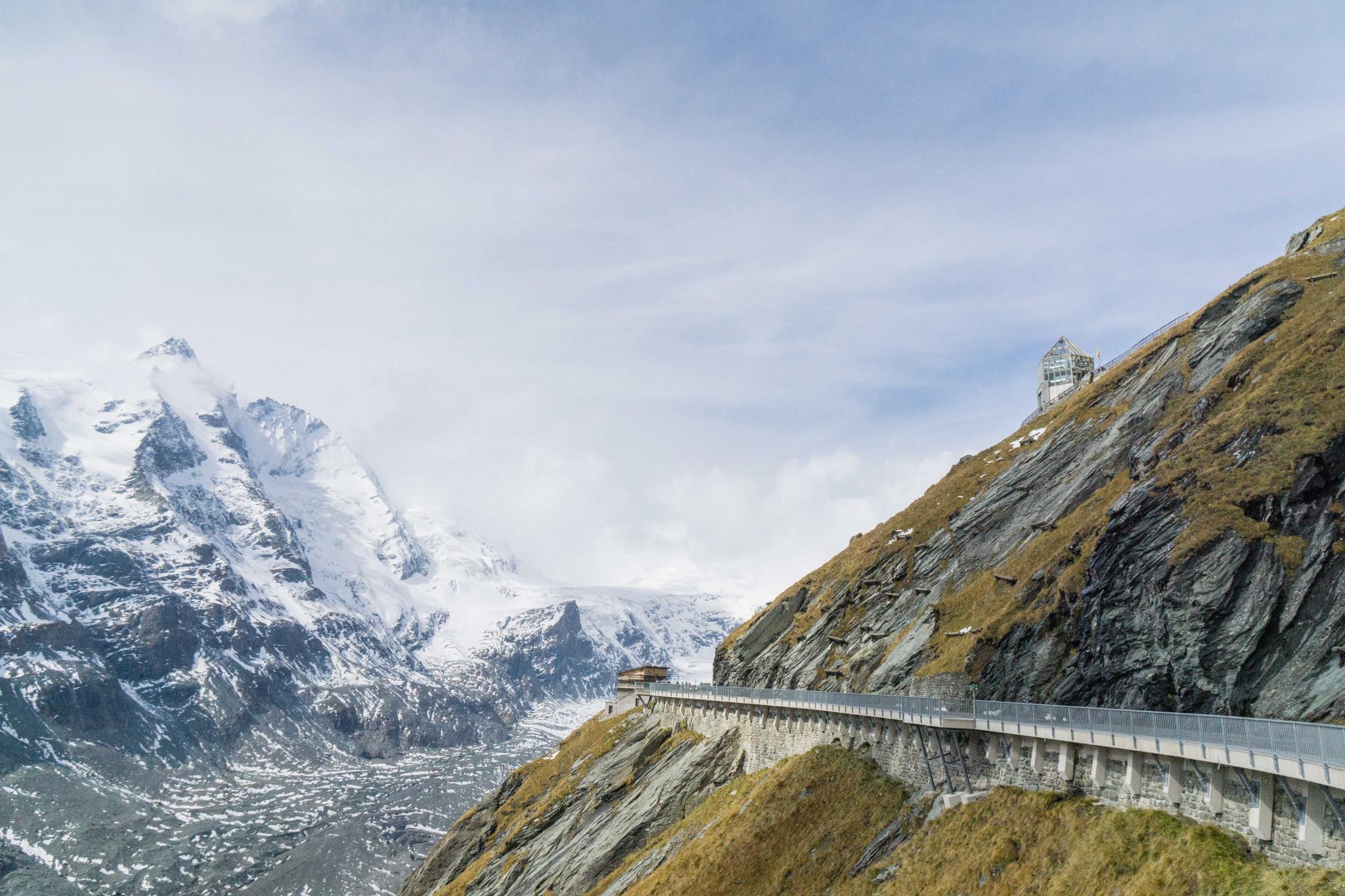 【奧地利】穿越阿爾卑斯之巔 — 奧地利大鐘山冰河公路 (Grossglockner High Alpine Road) 29