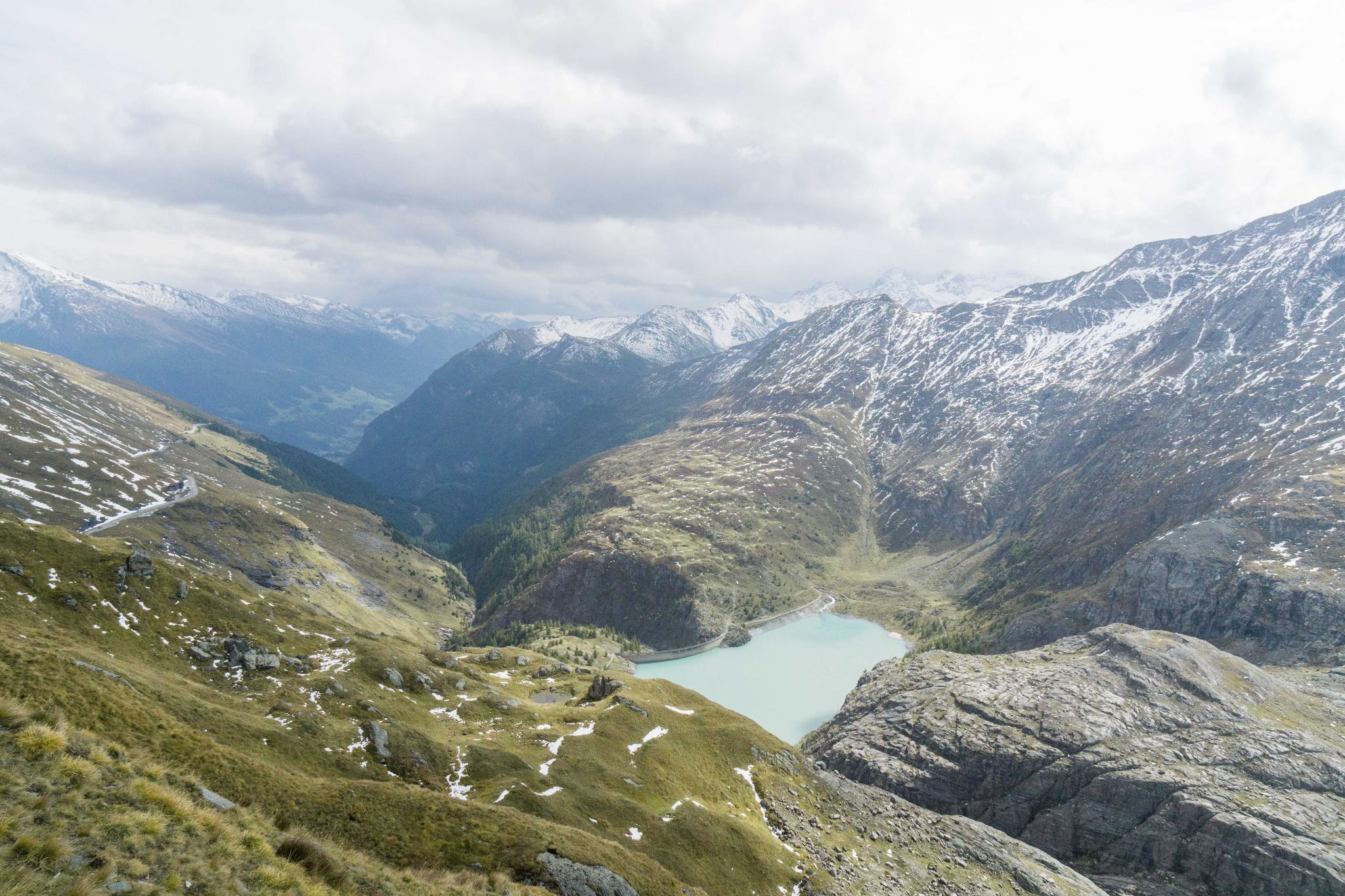 【奧地利】穿越阿爾卑斯之巔 — 奧地利大鐘山冰河公路 (Grossglockner High Alpine Road) 34