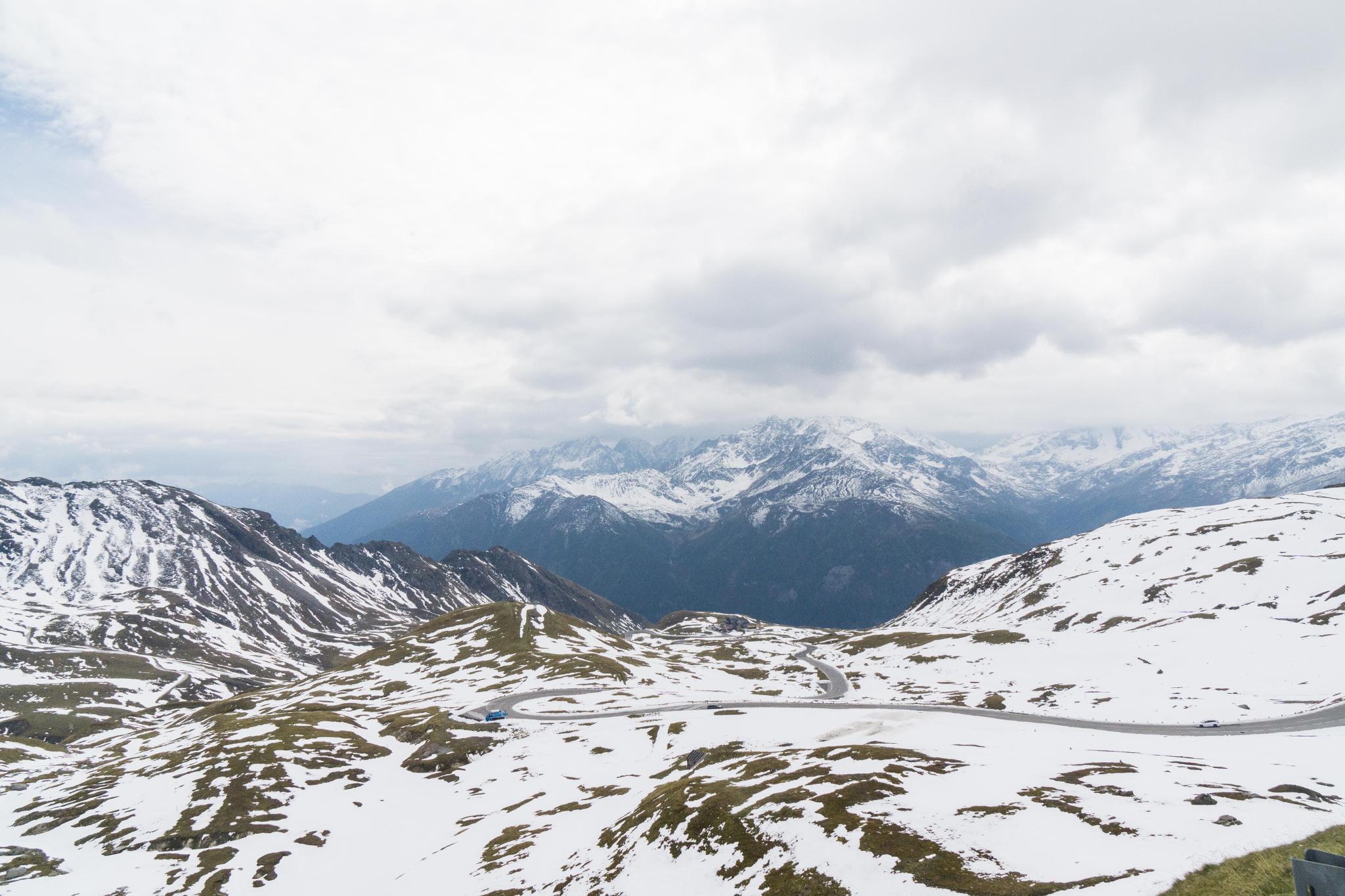 【奧地利】穿越阿爾卑斯之巔 — 奧地利大鐘山冰河公路 (Grossglockner High Alpine Road) 40