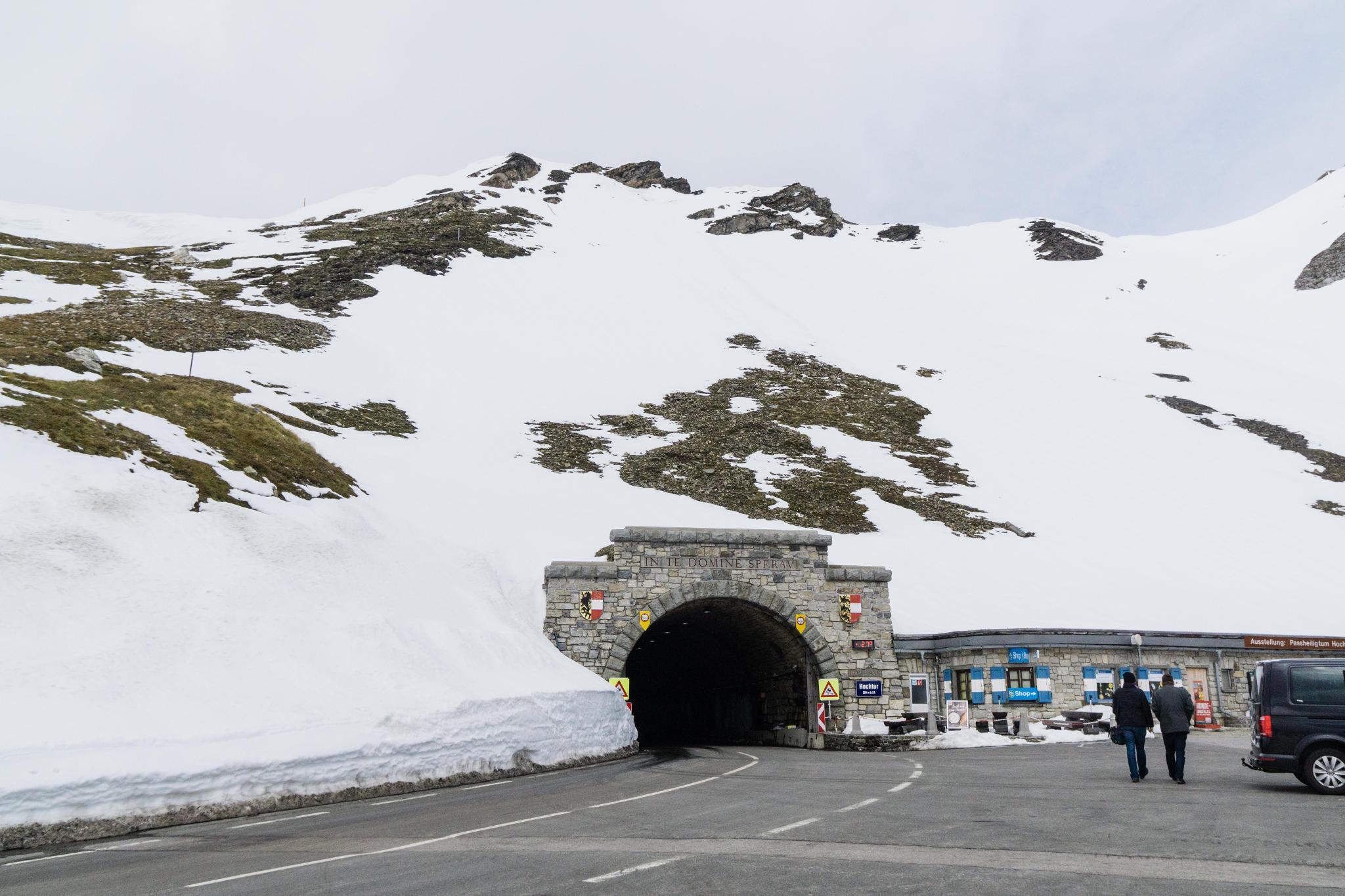 【奧地利】穿越阿爾卑斯之巔 — 奧地利大鐘山冰河公路 (Grossglockner High Alpine Road) 41