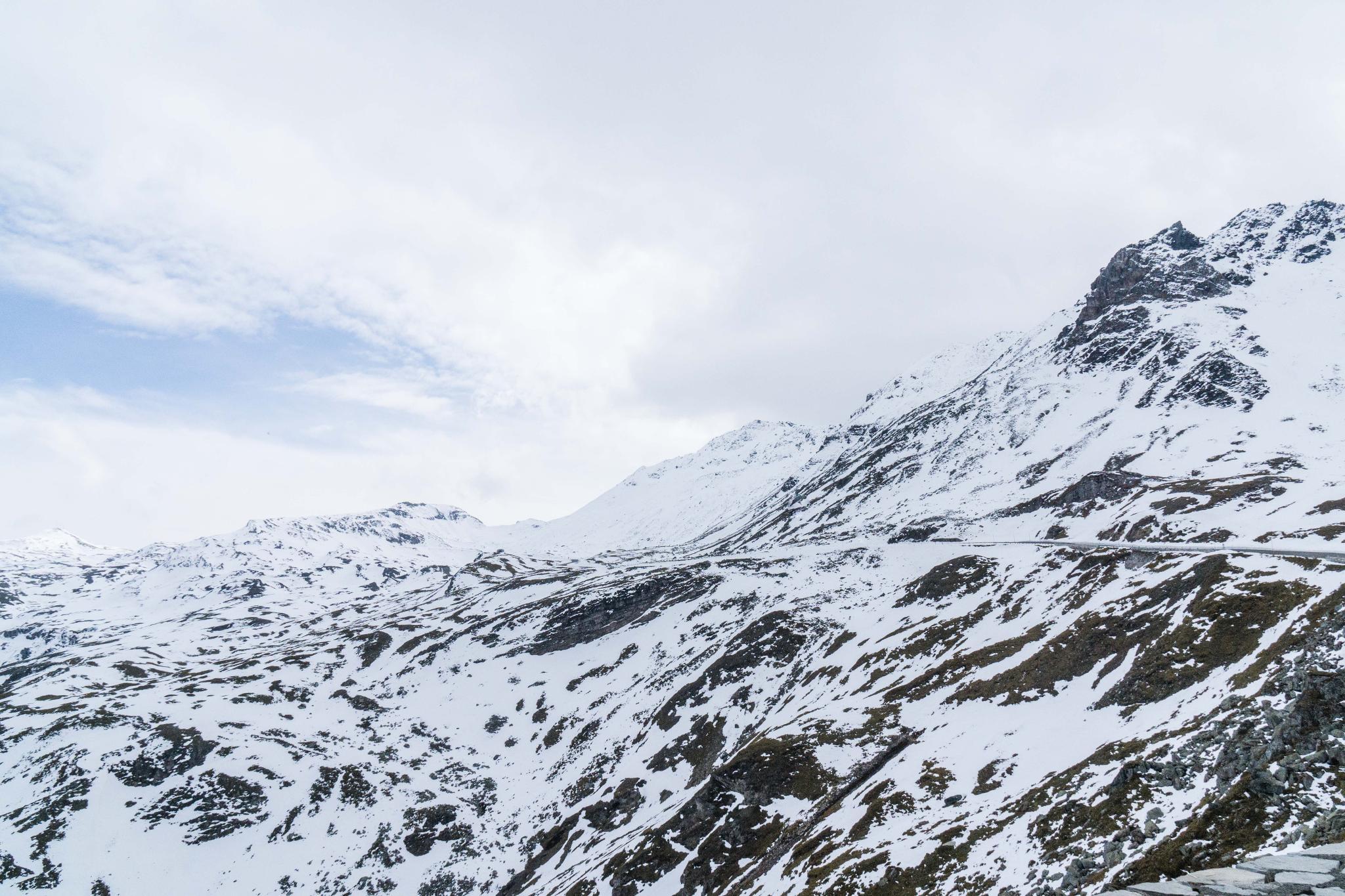 【奧地利】穿越阿爾卑斯之巔 — 奧地利大鐘山冰河公路 (Grossglockner High Alpine Road) 48