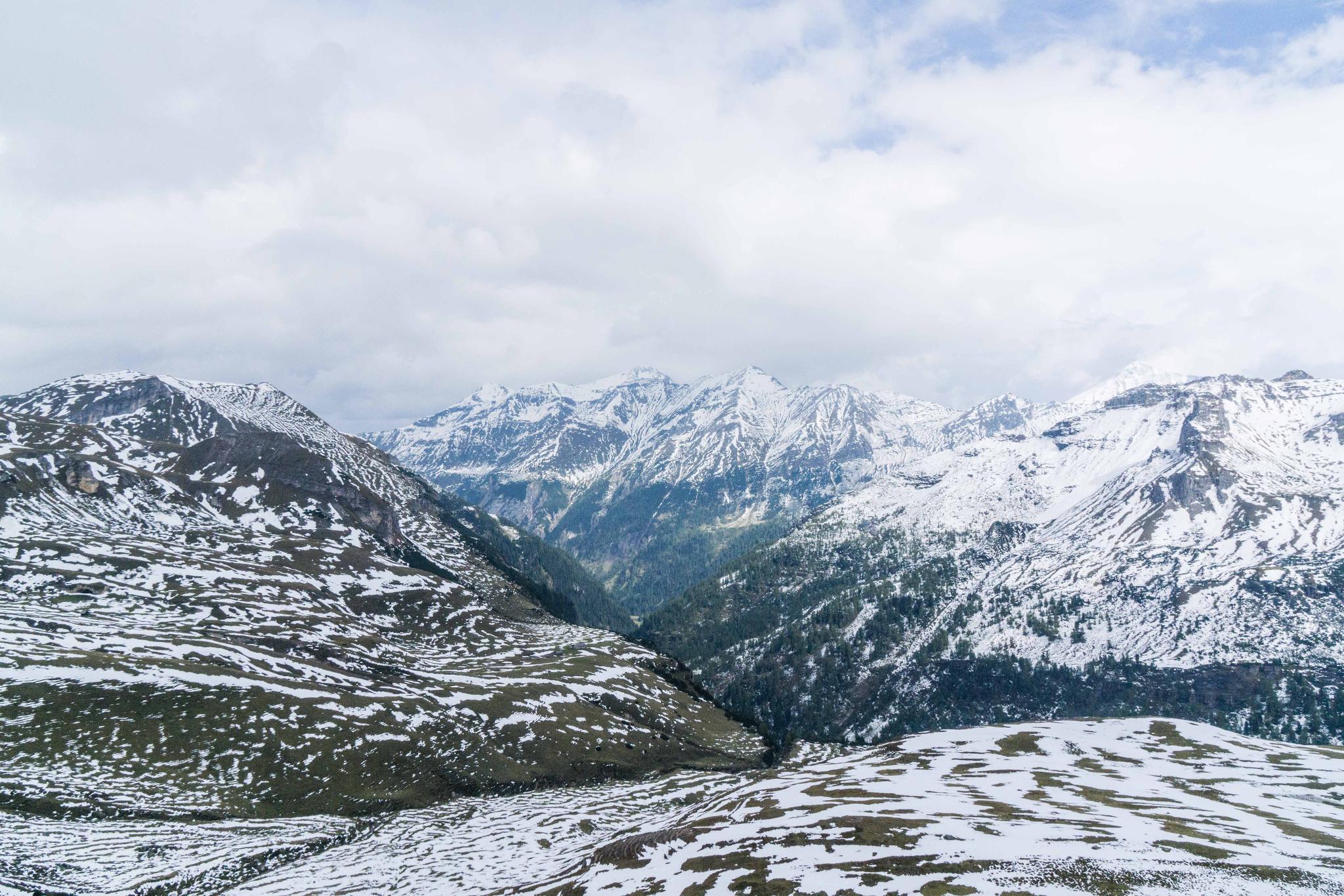 【奧地利】穿越阿爾卑斯之巔 — 奧地利大鐘山冰河公路 (Grossglockner High Alpine Road) 49