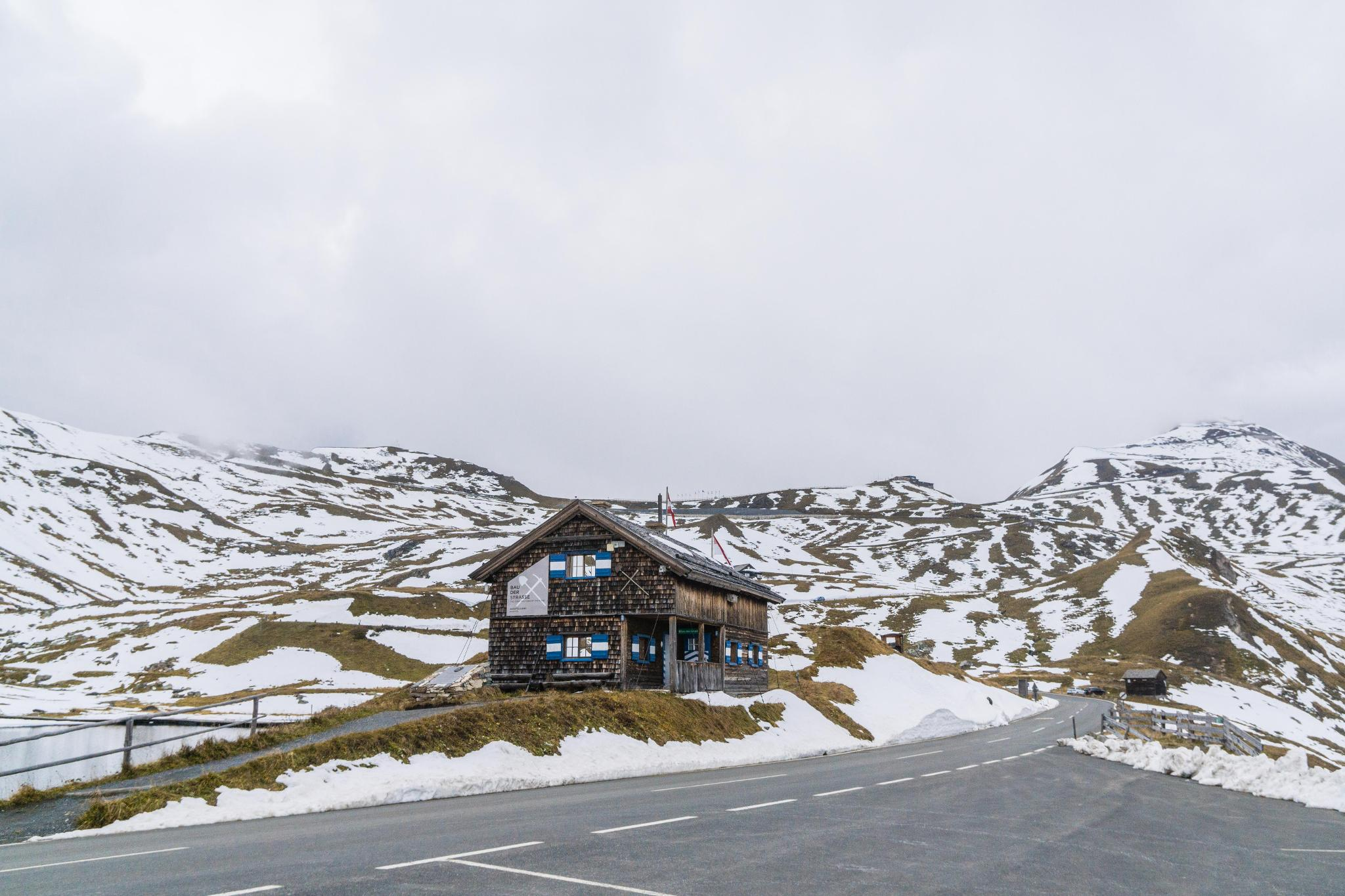 【奧地利】穿越阿爾卑斯之巔 — 奧地利大鐘山冰河公路 (Grossglockner High Alpine Road) 52
