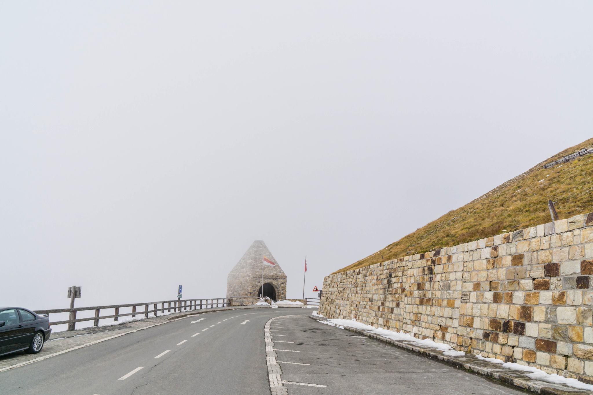 【奧地利】穿越阿爾卑斯之巔 — 奧地利大鐘山冰河公路 (Grossglockner High Alpine Road) 56
