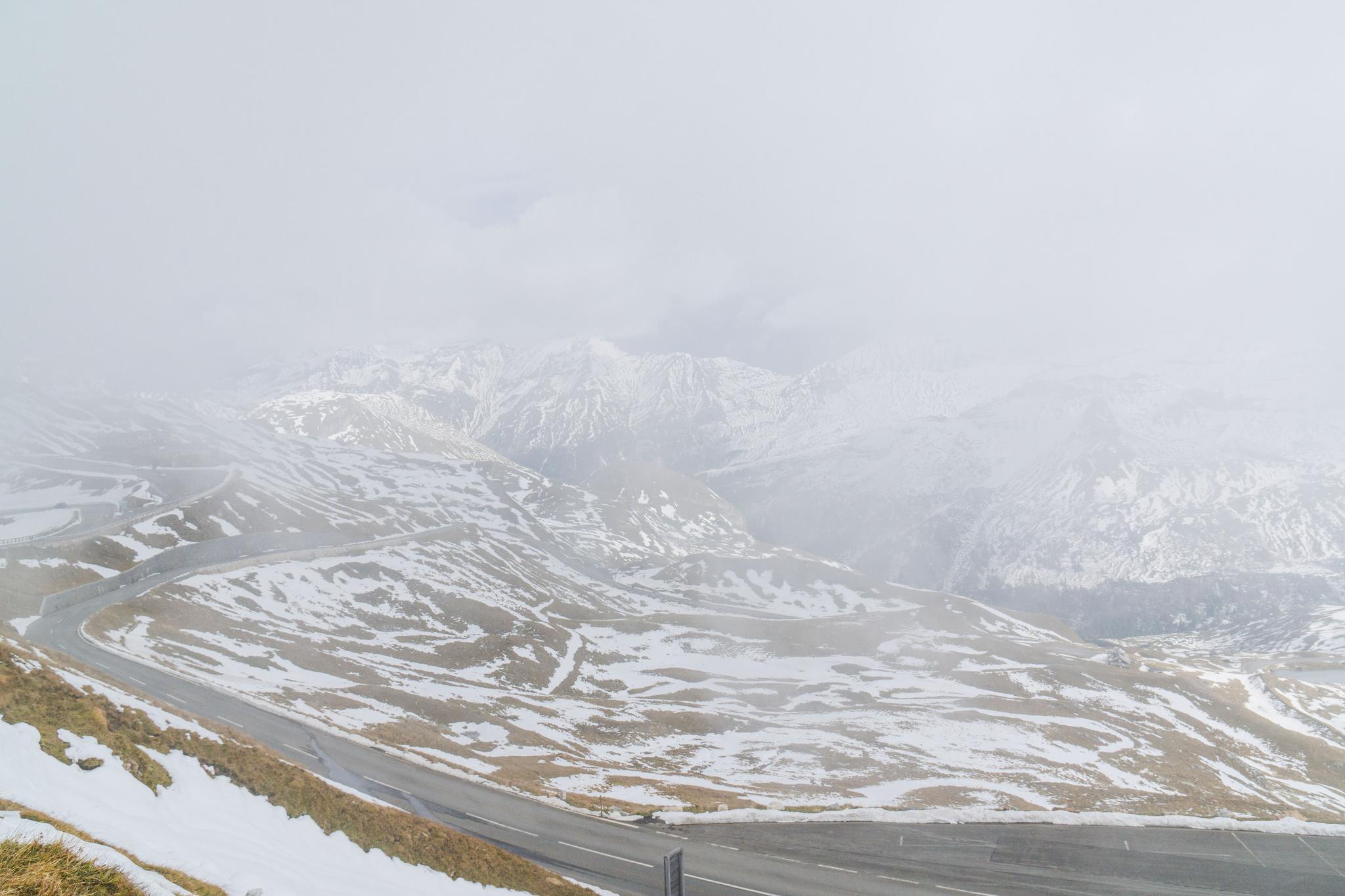 【奧地利】穿越阿爾卑斯之巔 — 奧地利大鐘山冰河公路 (Grossglockner High Alpine Road) 58