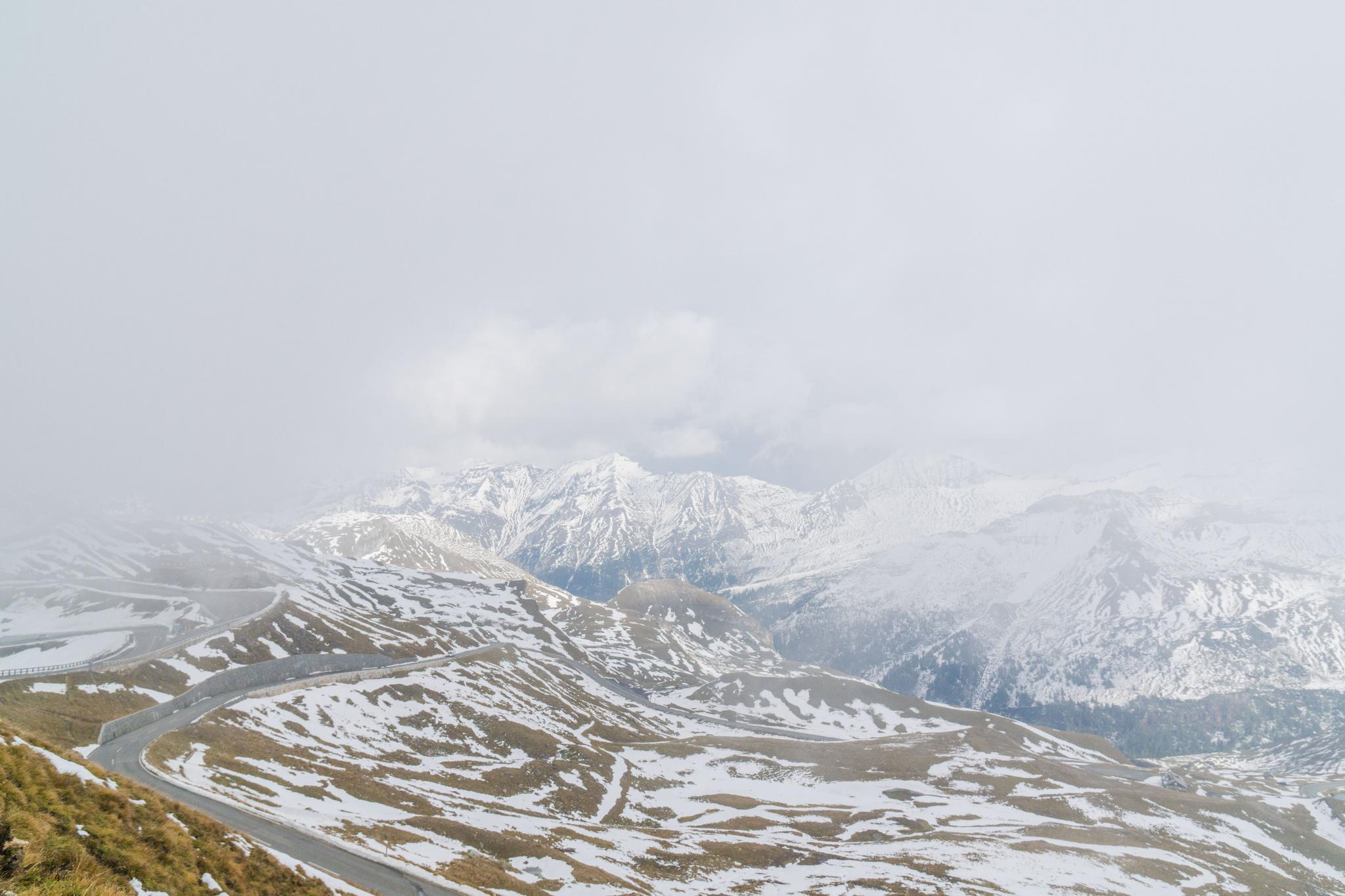 【奧地利】穿越阿爾卑斯之巔 — 奧地利大鐘山冰河公路 (Grossglockner High Alpine Road) 60