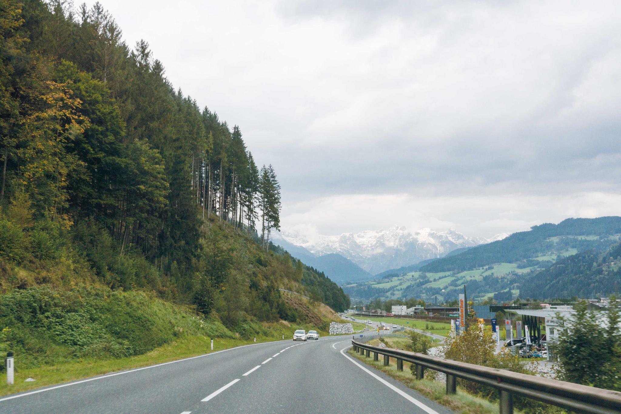 【奧地利】穿越阿爾卑斯之巔 — 奧地利大鐘山冰河公路 (Grossglockner High Alpine Road) 65