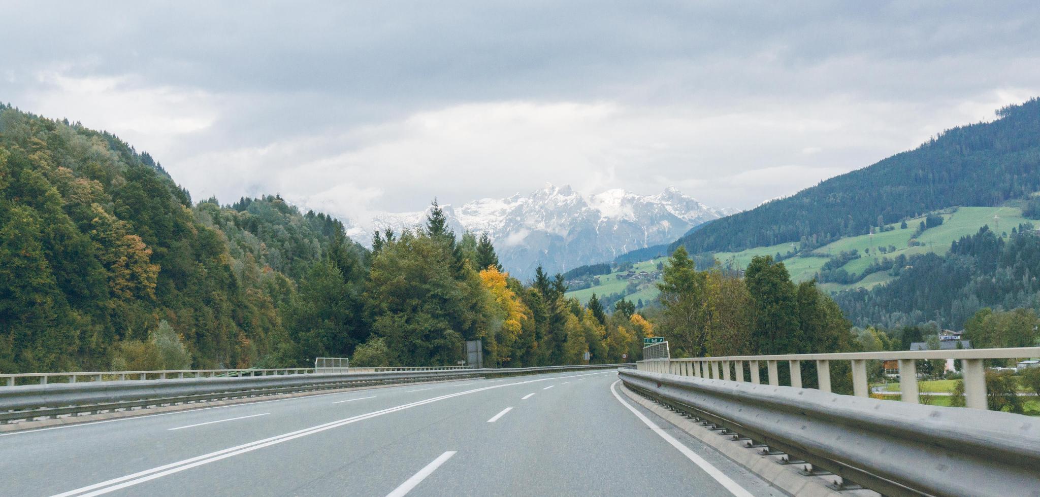 【奧地利】穿越阿爾卑斯之巔 — 奧地利大鐘山冰河公路 (Grossglockner High Alpine Road) 66