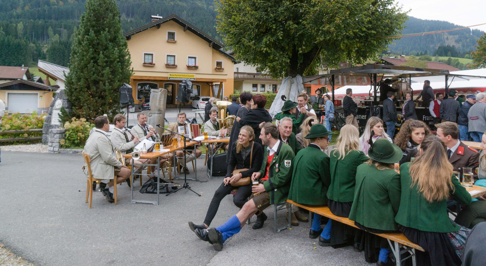 【奧地利】阿爾卑斯迷迷路!遇見美麗的奧地利風情小鎮:滕嫩山麓聖馬丁 15