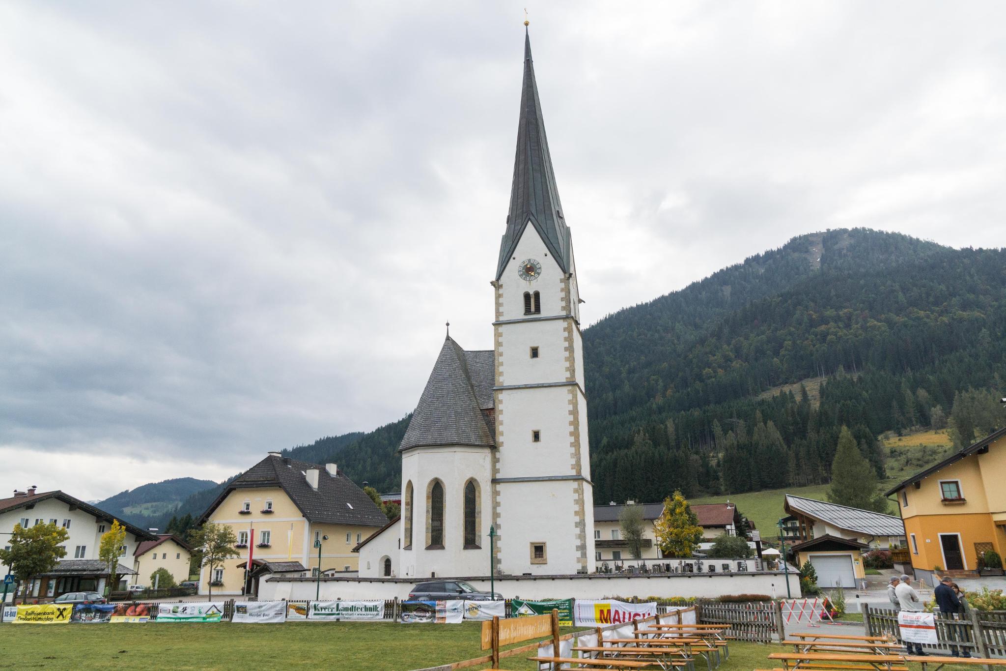 【奧地利】阿爾卑斯迷迷路!遇見美麗的奧地利風情小鎮:滕嫩山麓聖馬丁 8