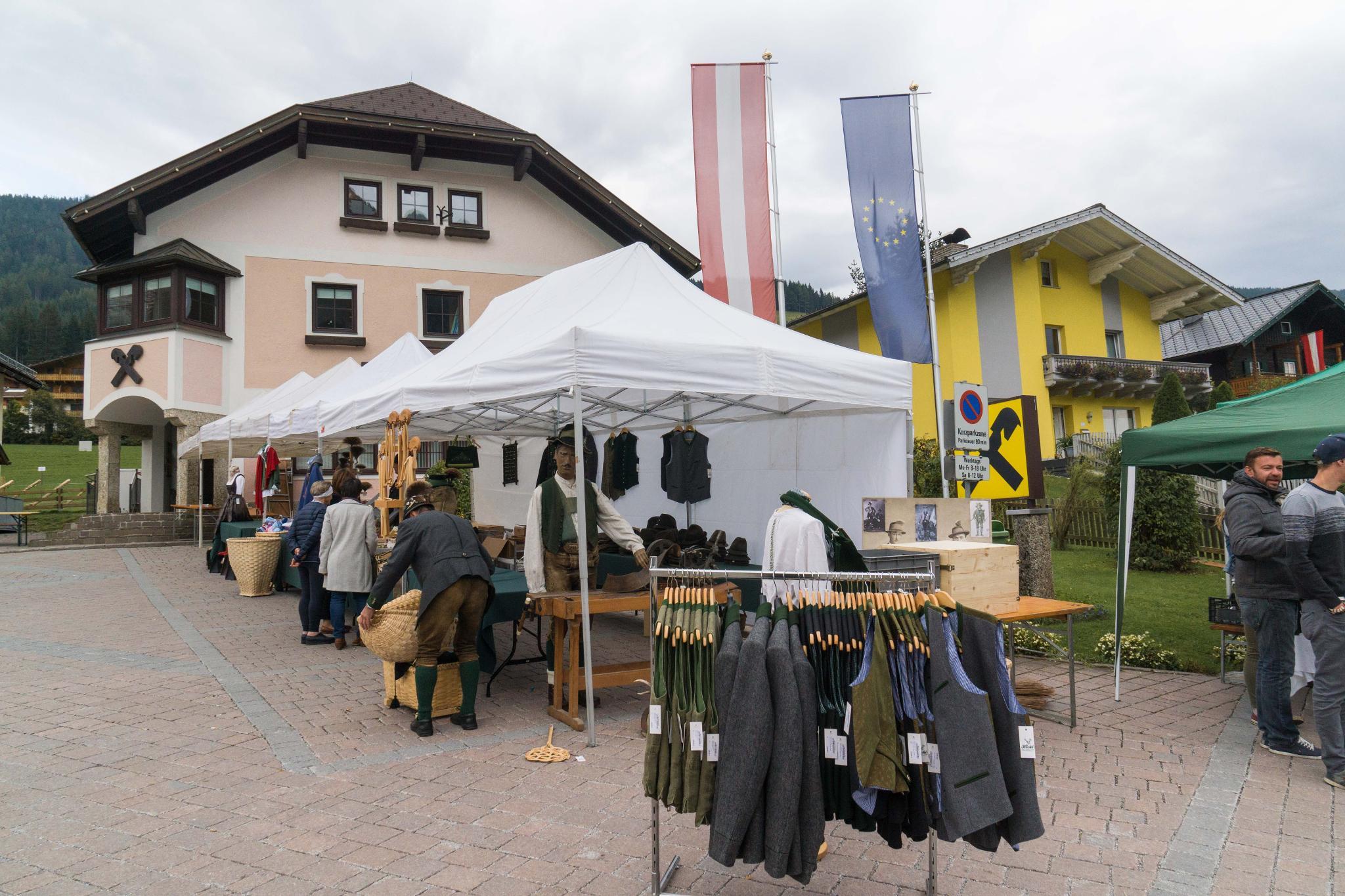 【奧地利】阿爾卑斯迷迷路!遇見美麗的奧地利風情小鎮:滕嫩山麓聖馬丁 9