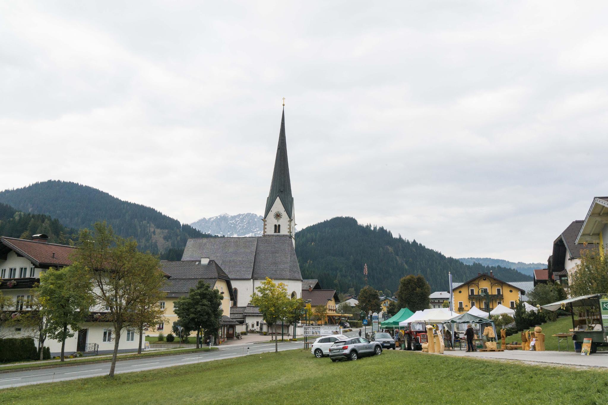 【奧地利】阿爾卑斯迷迷路!遇見美麗的奧地利風情小鎮:滕嫩山麓聖馬丁 2