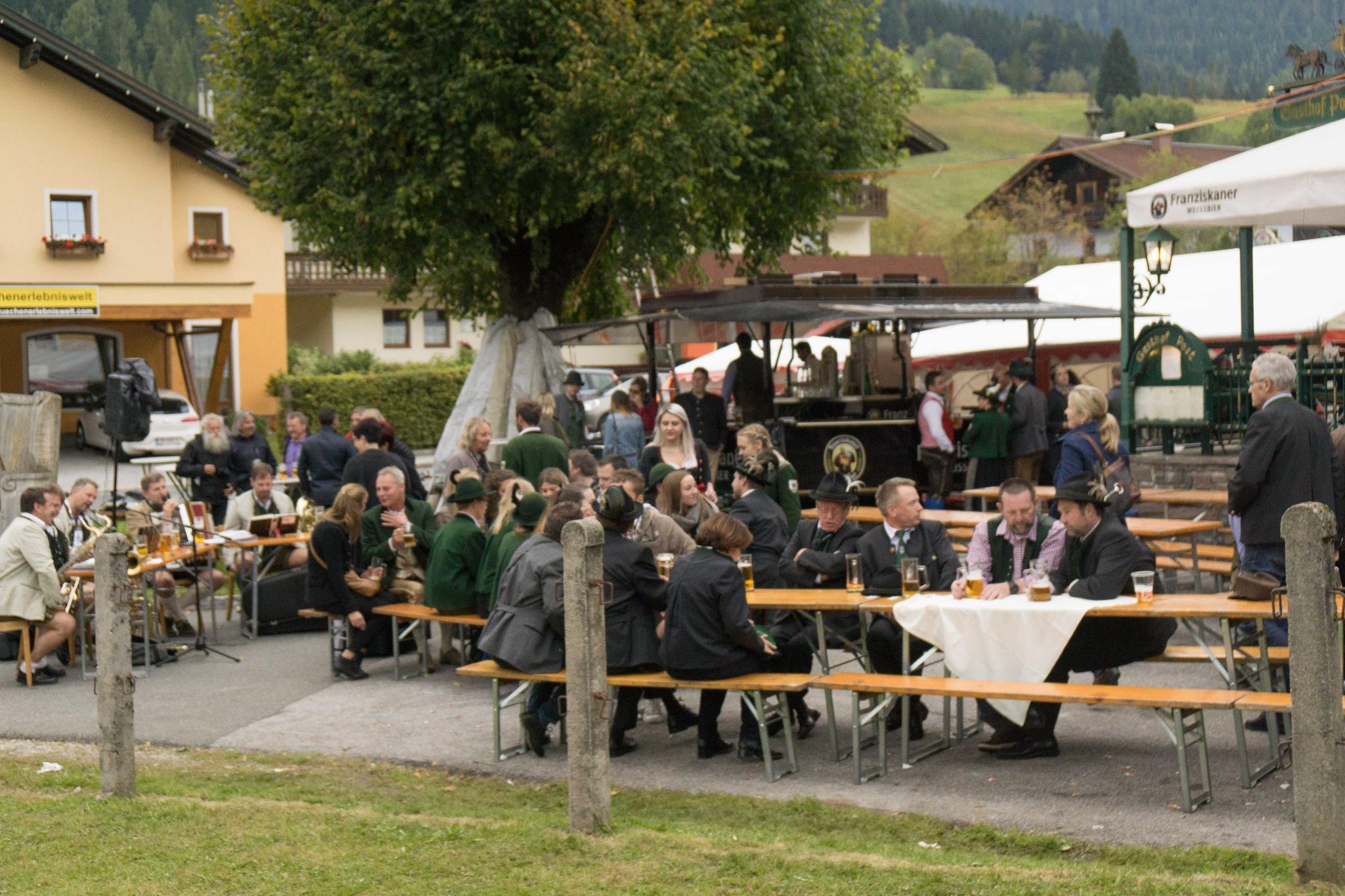 【奧地利】阿爾卑斯迷迷路!遇見美麗的奧地利風情小鎮:滕嫩山麓聖馬丁 16