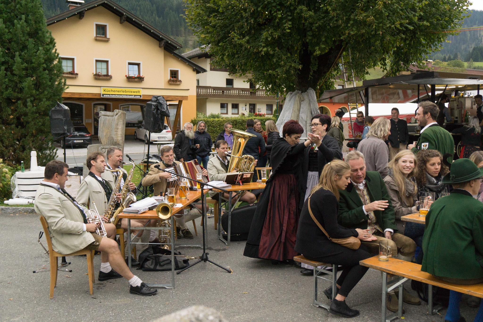 【奧地利】阿爾卑斯迷迷路!遇見美麗的奧地利風情小鎮:滕嫩山麓聖馬丁 17
