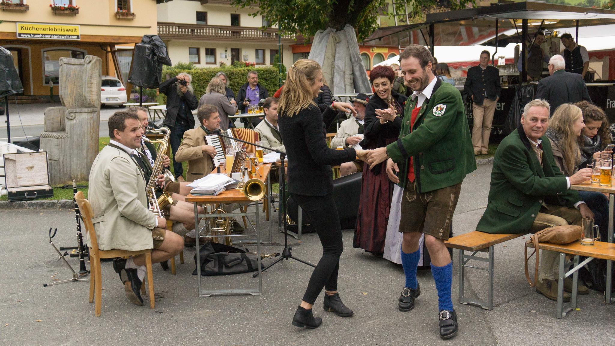 【奧地利】阿爾卑斯迷迷路!遇見美麗的奧地利風情小鎮:滕嫩山麓聖馬丁 18